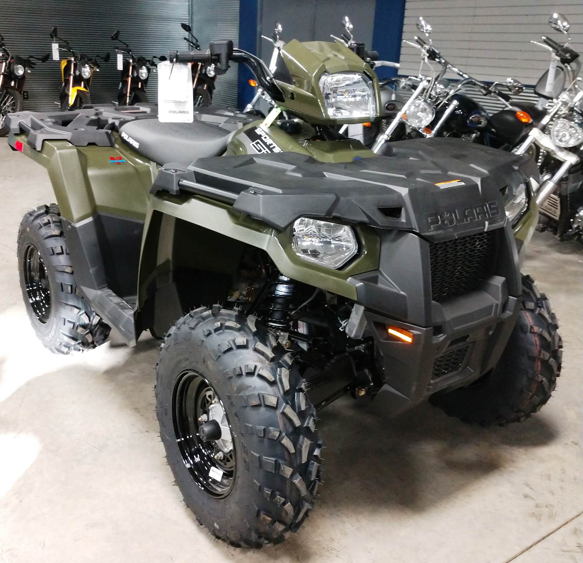 New 2018 Polaris Sportsman 570 EPS ATVs in Ottumwa, IA | Stock ...