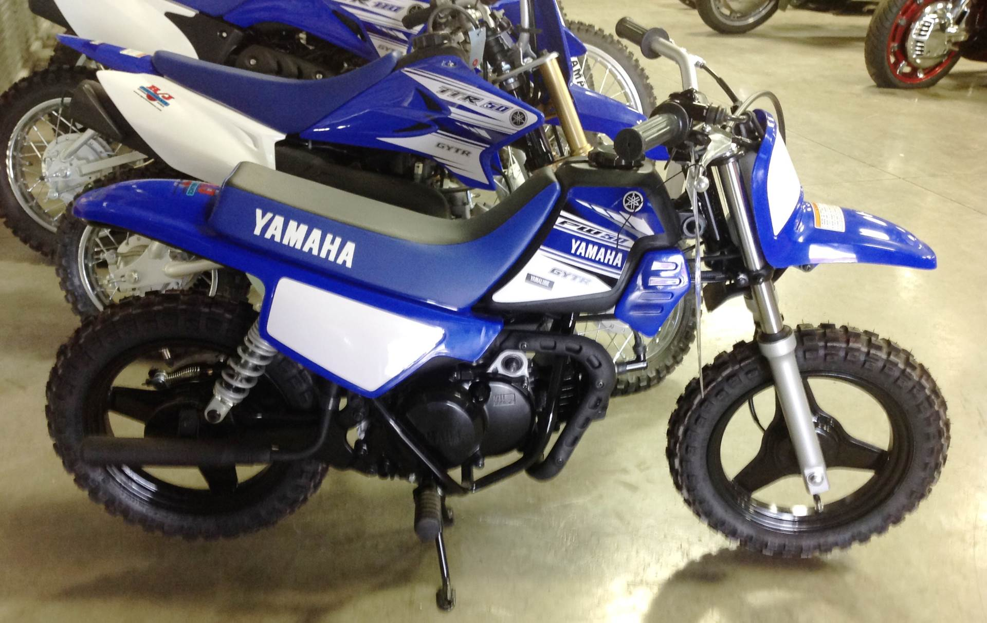 2017 Yamaha PW50 in Ottumwa, Iowa