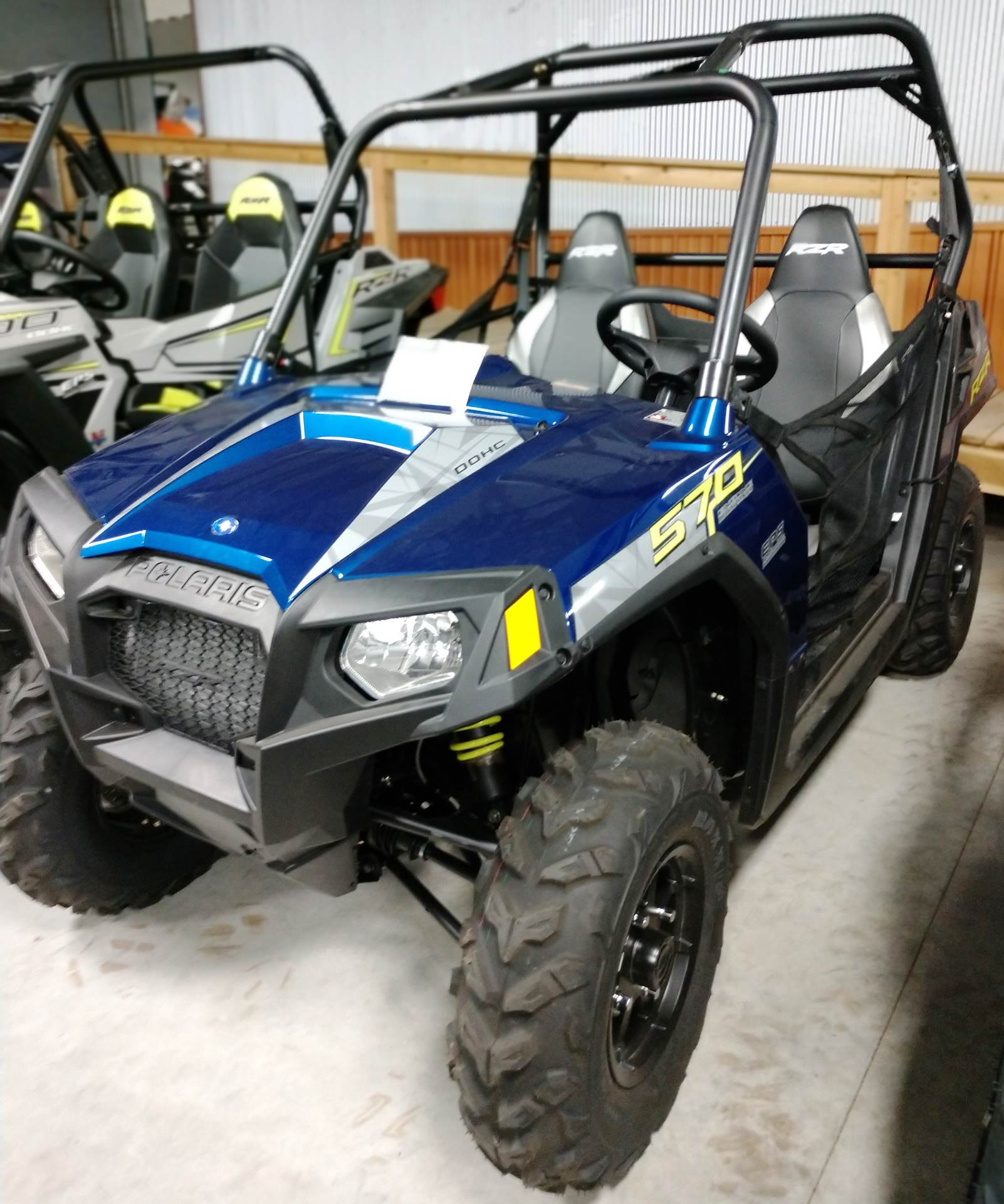 2018 Polaris RZR 570 EPS in Ottumwa, Iowa