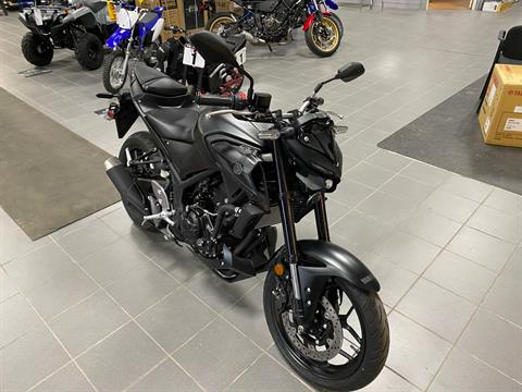 2021 Yamaha MT-03 in Ottumwa, Iowa - Photo 2