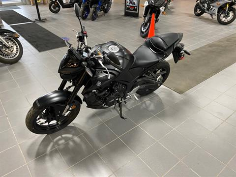 2021 Yamaha MT-03 in Ottumwa, Iowa - Photo 4