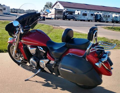 2007 Yamaha V Star® 1300 Tourer in Ottumwa, Iowa