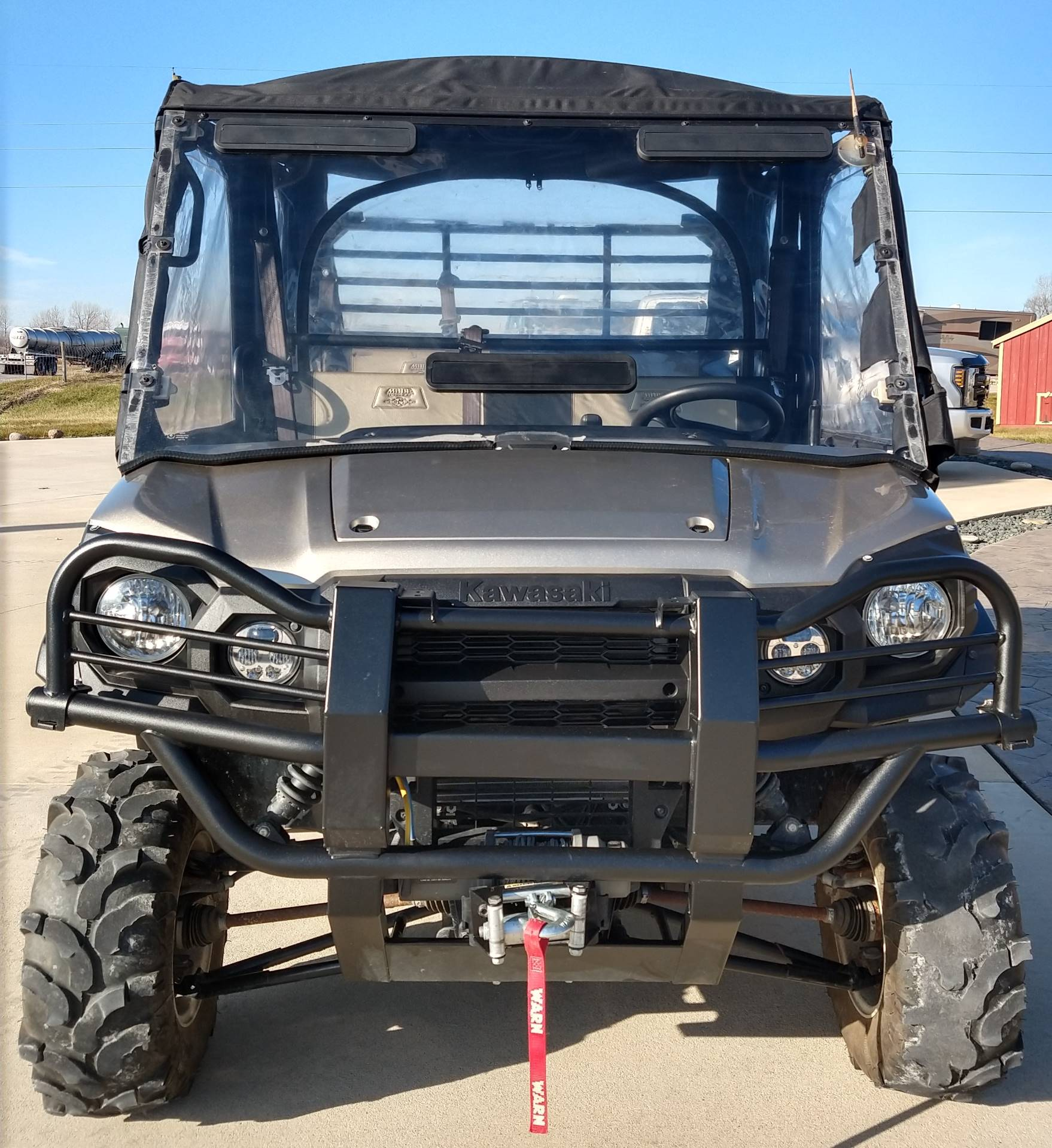 2016 Kawasaki Mule Pro-FXT Ranch Edition 5