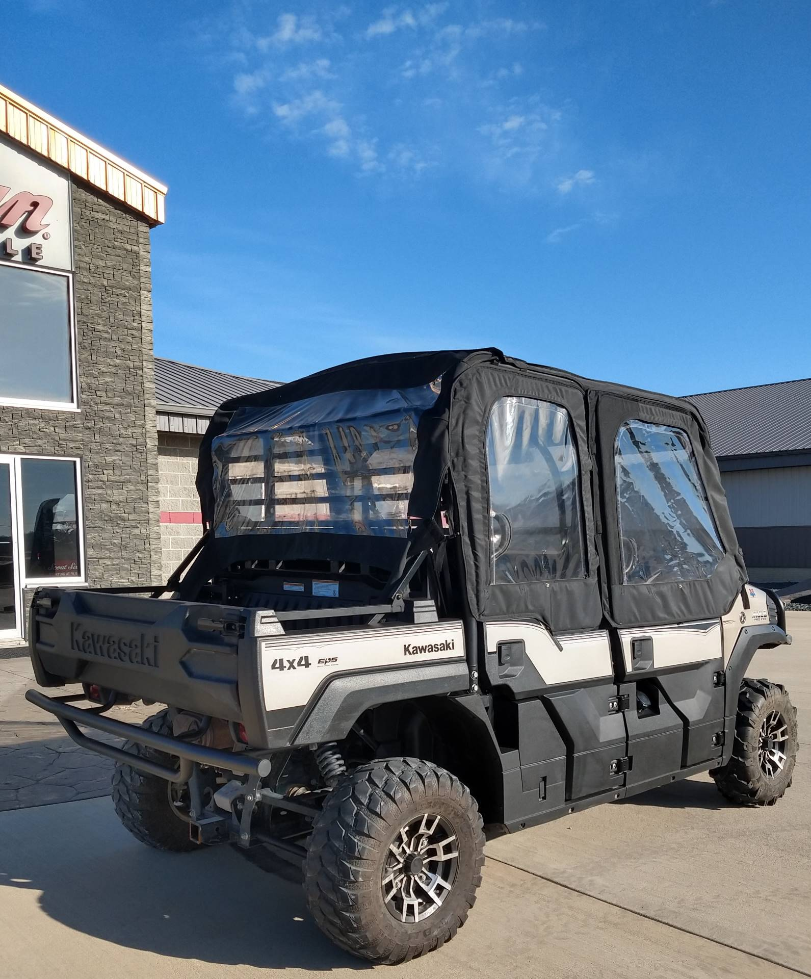 2016 Kawasaki Mule Pro-FXT Ranch Edition 6