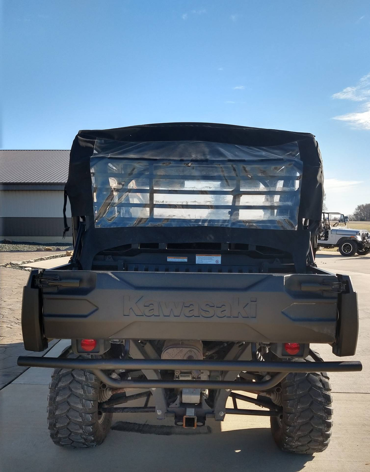 2016 Kawasaki Mule Pro-FXT Ranch Edition 7