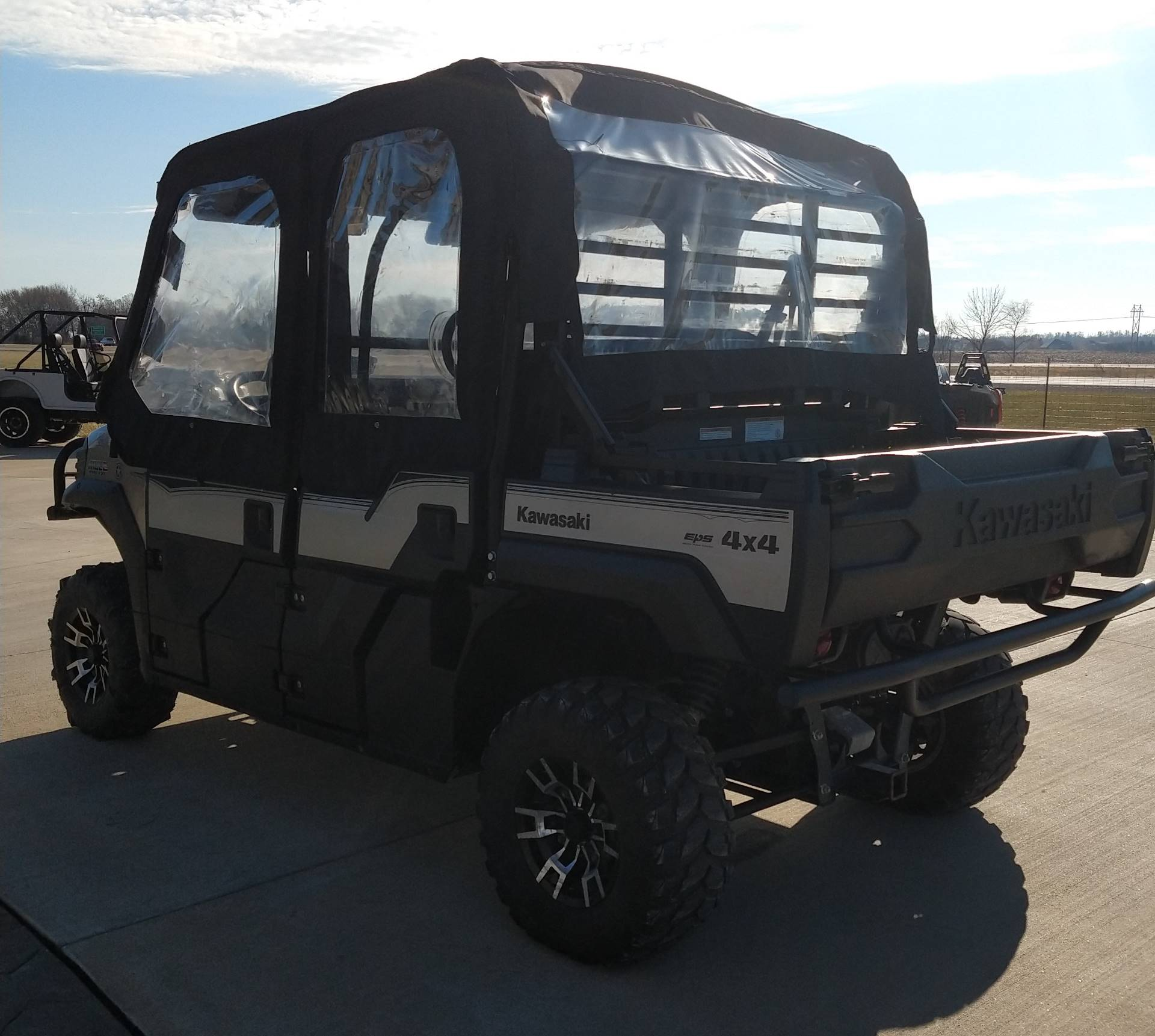 2016 Kawasaki Mule Pro-FXT Ranch Edition 8