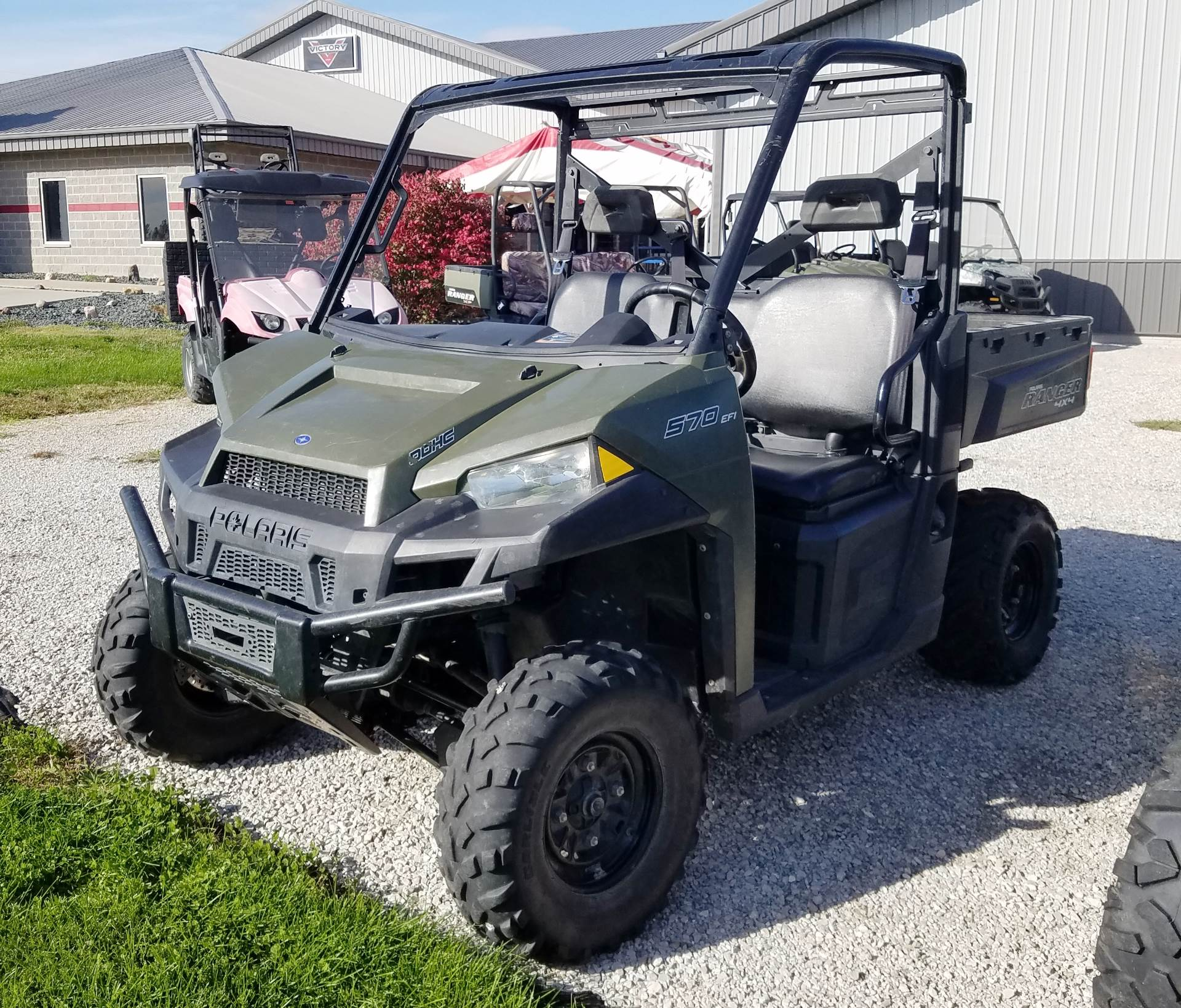 2015 Polaris Ranger®570 Full Size in Ottumwa, Iowa