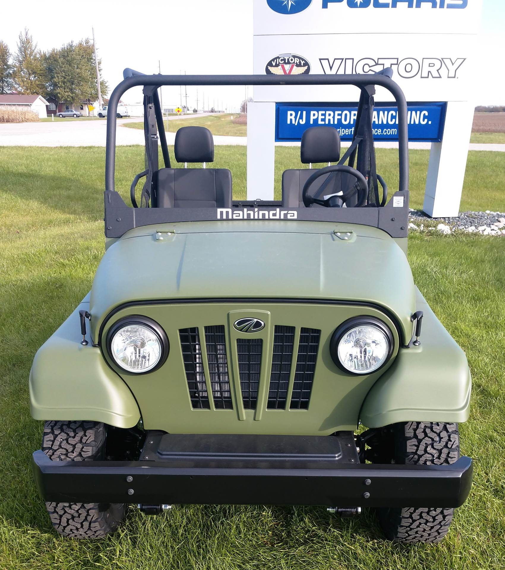 2018 Mahindra Automotive North America ROXOR Classic II in Ottumwa, Iowa