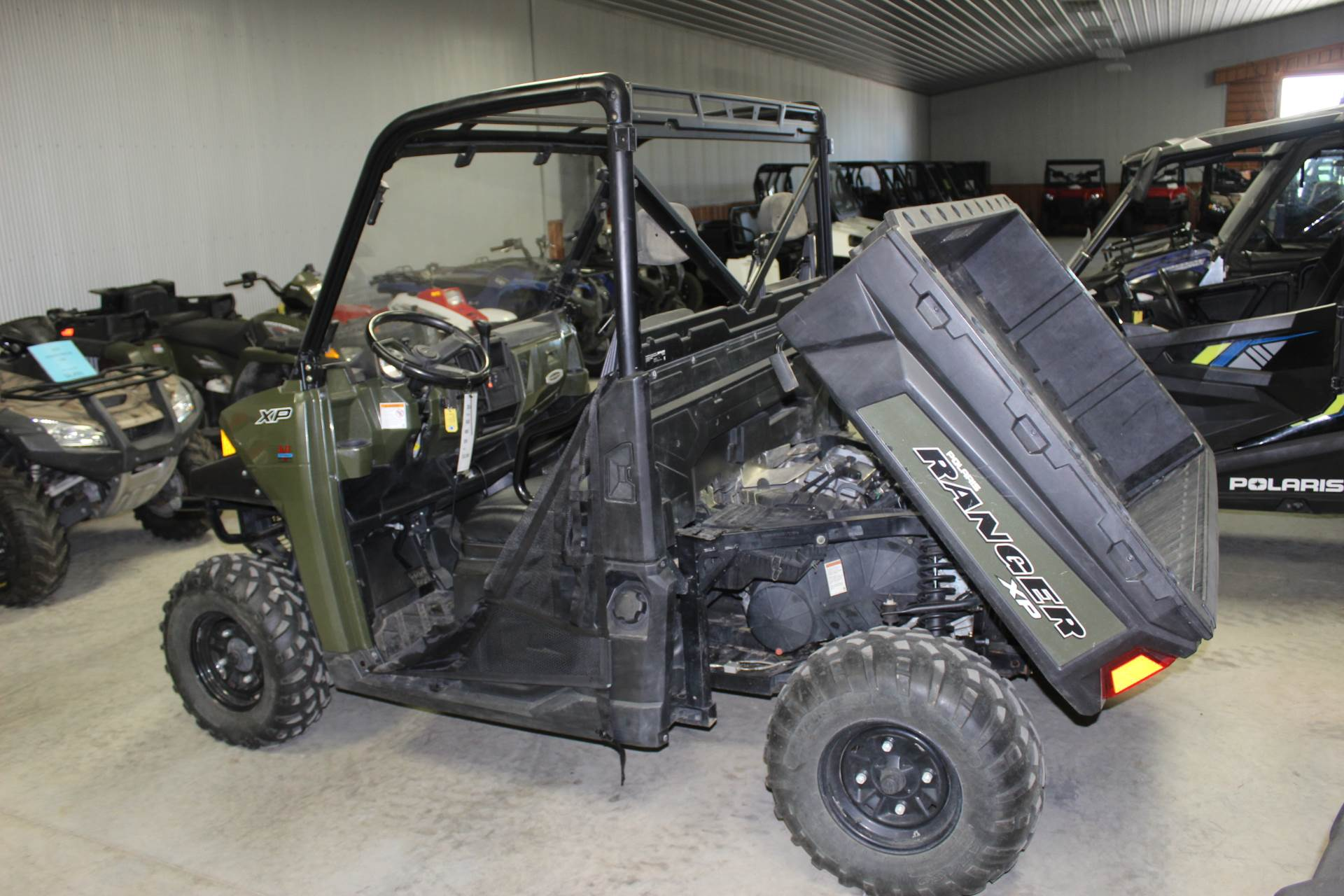 2014 Polaris Ranger XP® 900 EPS in Ottumwa, Iowa