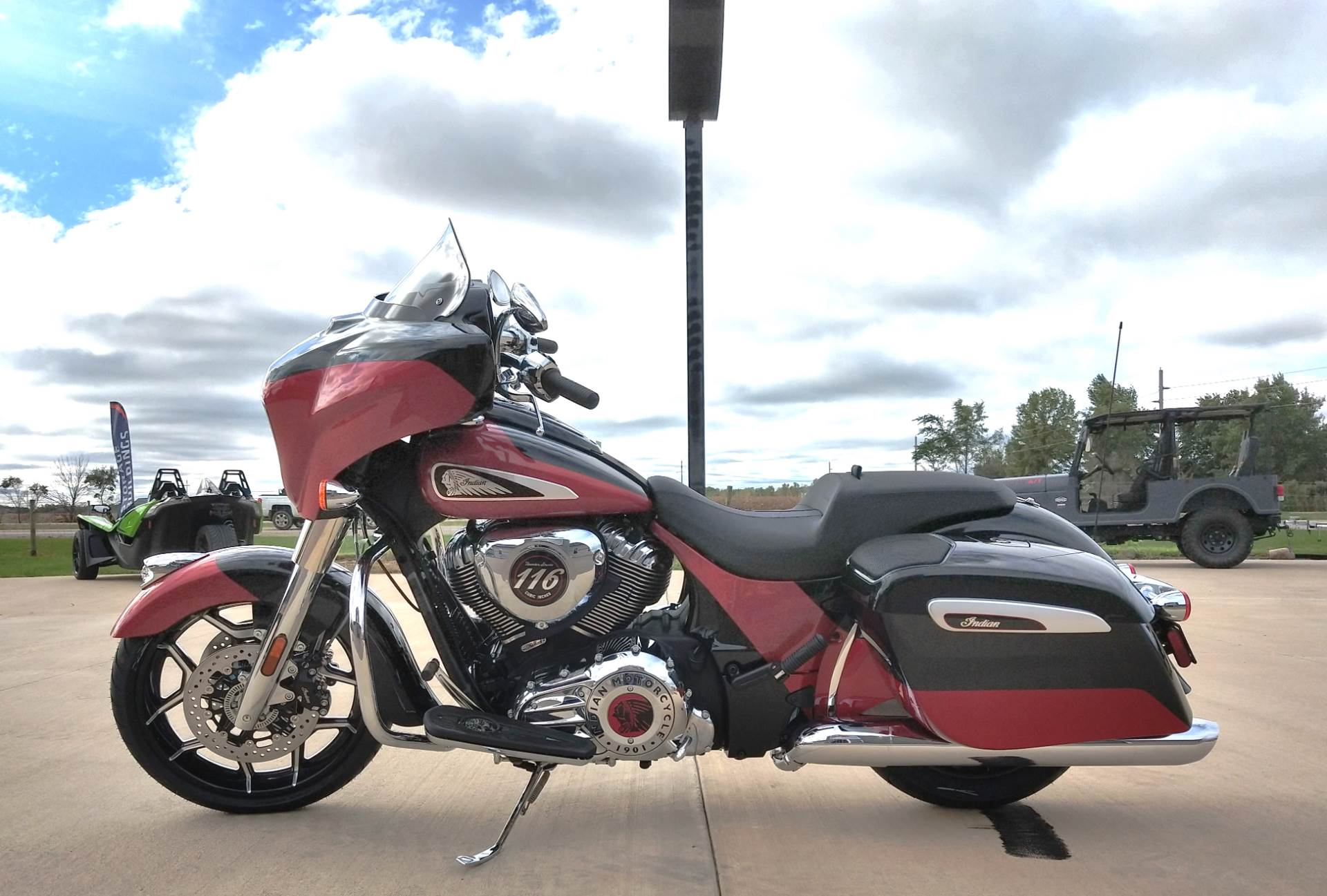 2020 Indian Chieftain® Elite in Ottumwa, Iowa - Photo 5