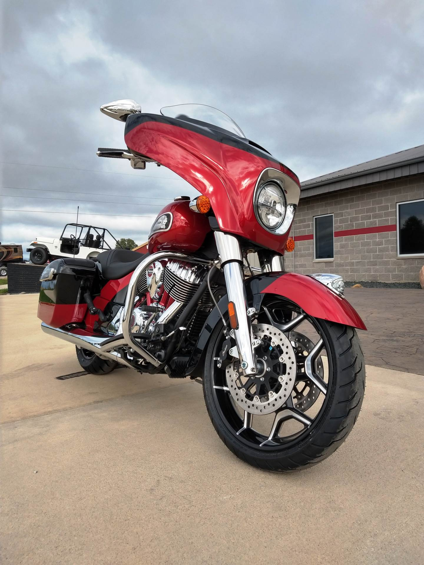 2020 Indian Chieftain® Elite in Ottumwa, Iowa - Photo 1