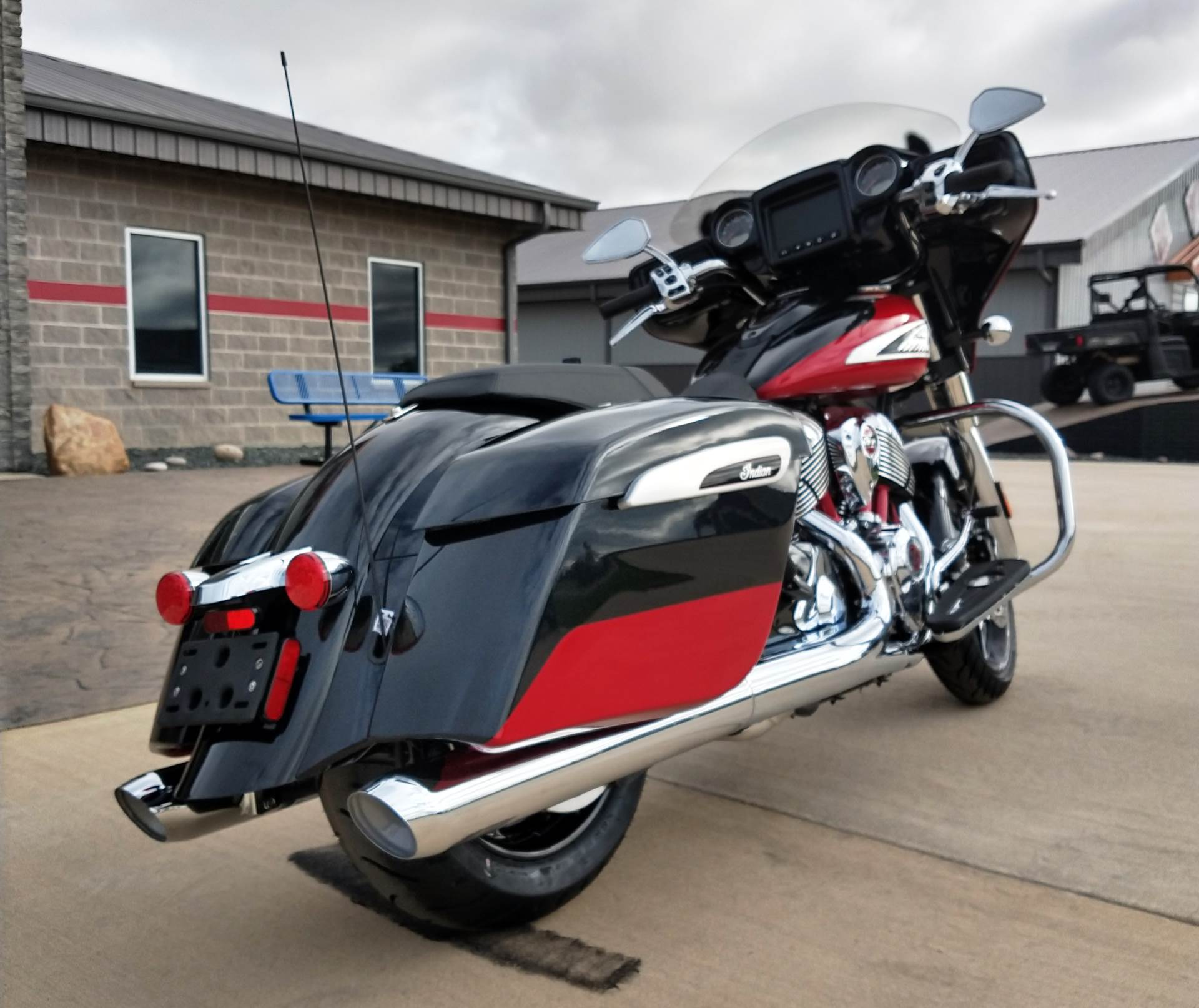 2020 Indian Chieftain® Elite in Ottumwa, Iowa - Photo 10