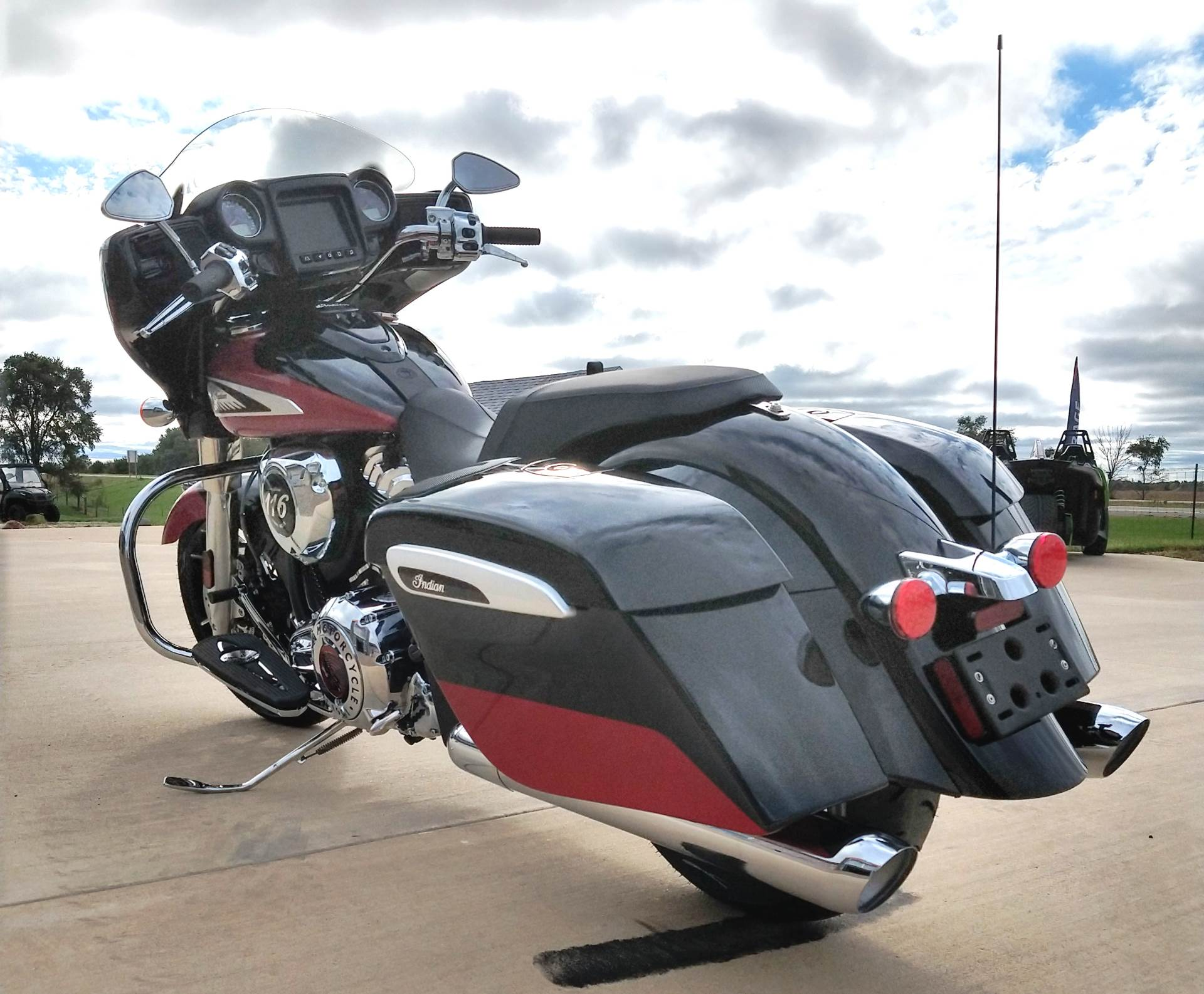 2020 Indian Chieftain® Elite in Ottumwa, Iowa - Photo 13