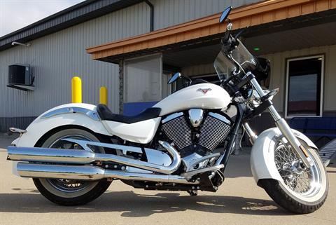 2013 Victory Boardwalk™ in Ottumwa, Iowa