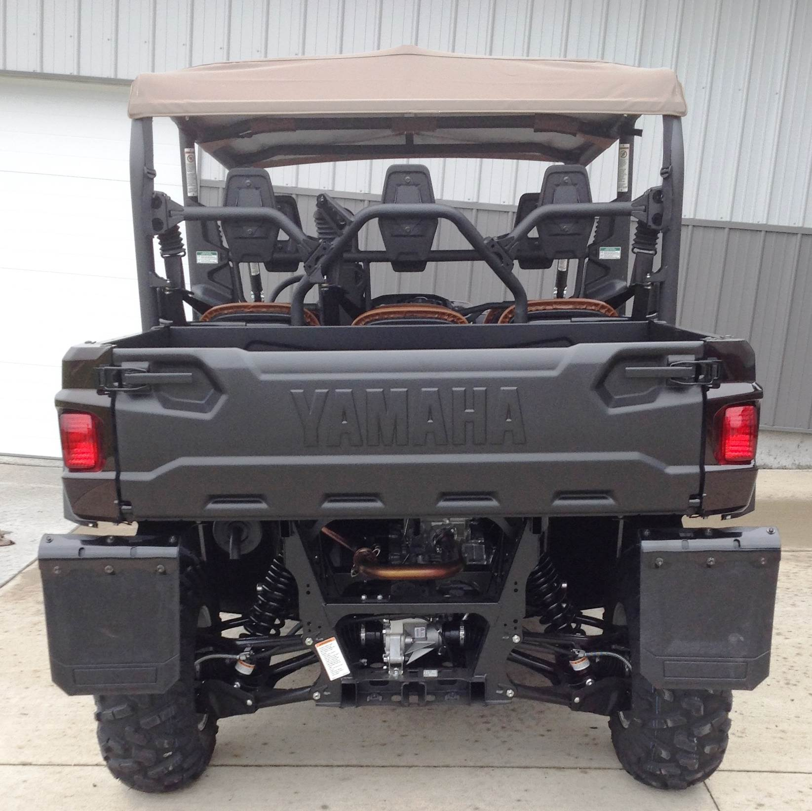 2017 Yamaha Viking VI EPS Ranch Edition in Ottumwa, Iowa