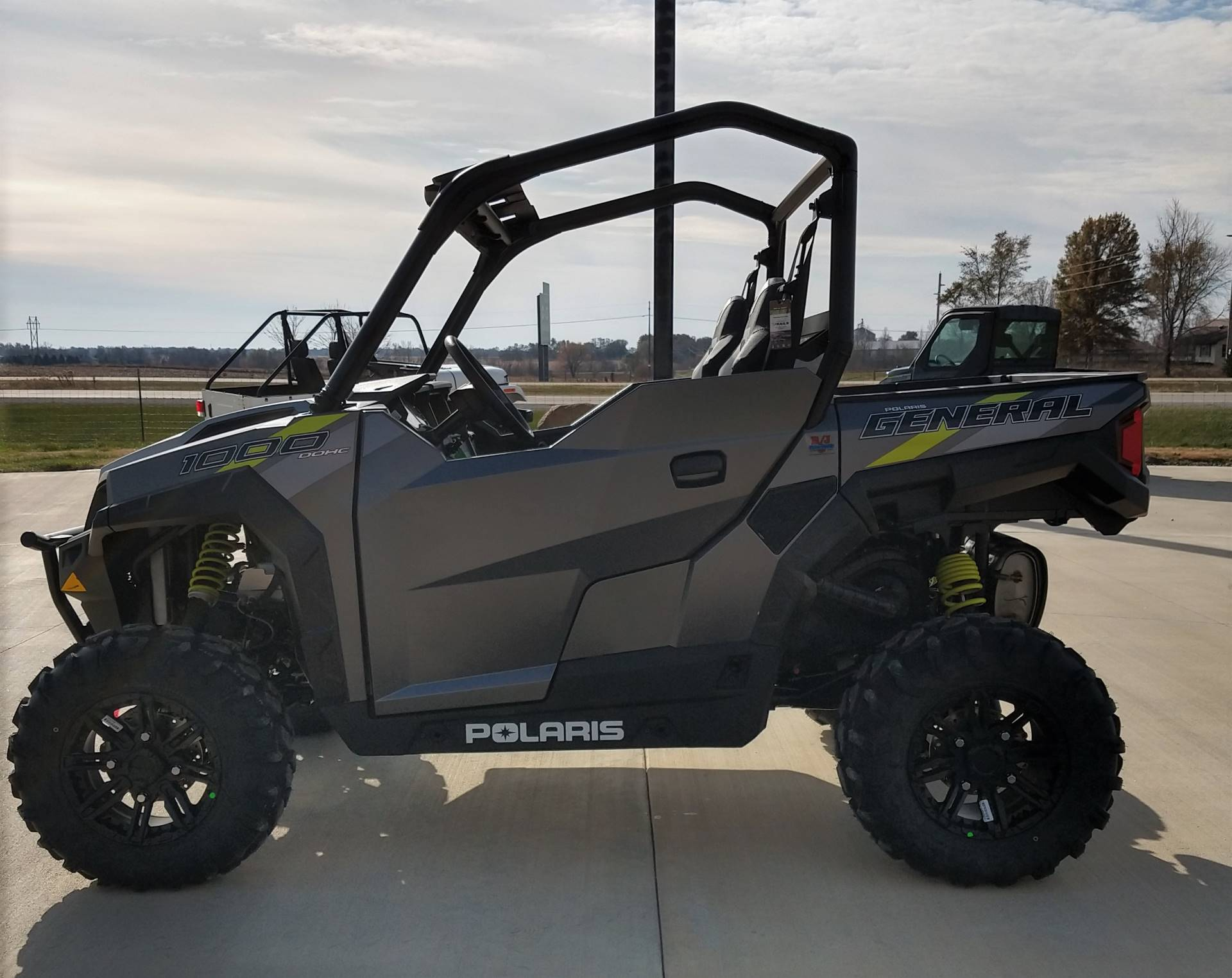 2020 Polaris General 1000 Premium in Ottumwa, Iowa - Photo 4