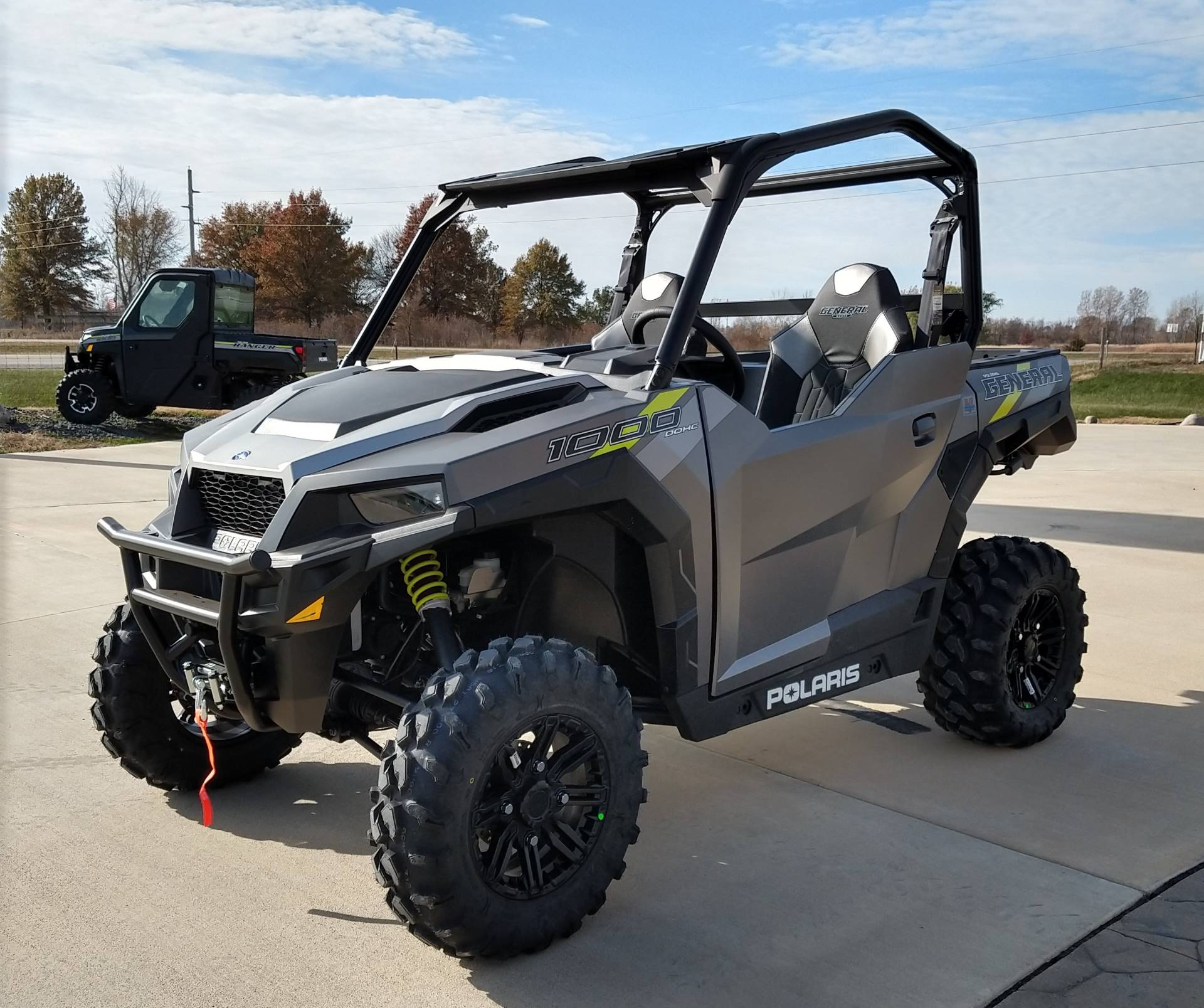 2020 Polaris General 1000 Premium in Ottumwa, Iowa - Photo 3