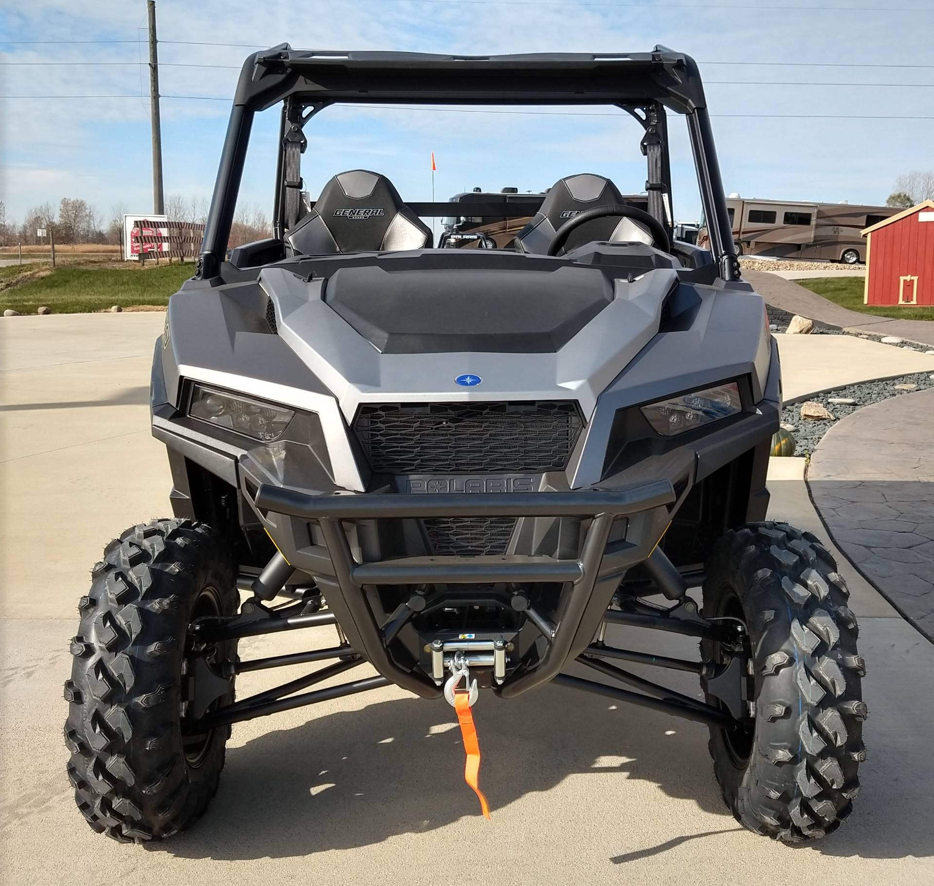 2020 Polaris General 1000 Premium in Ottumwa, Iowa - Photo 2