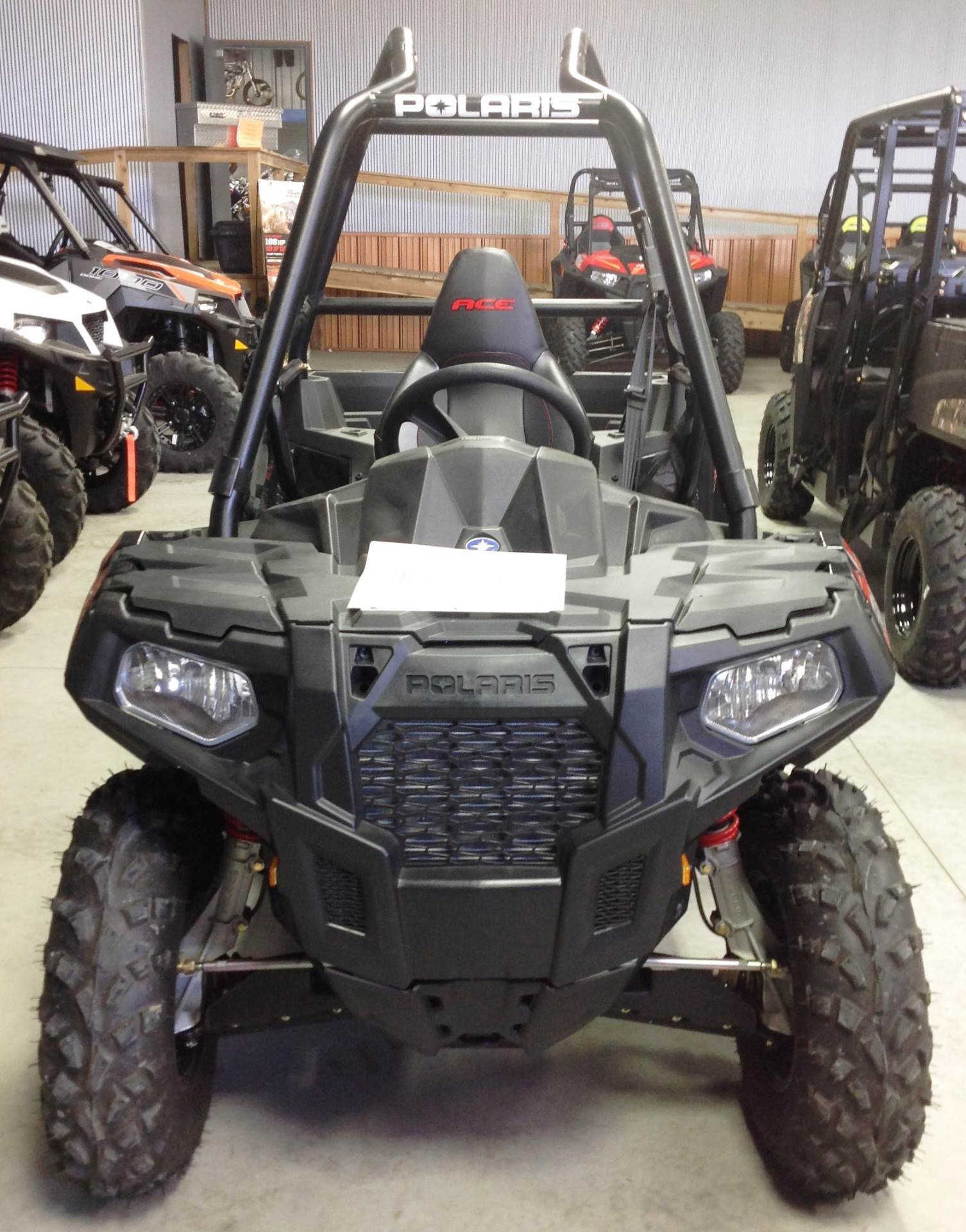 2015 Polaris ACE™ 570 SP in Ottumwa, Iowa