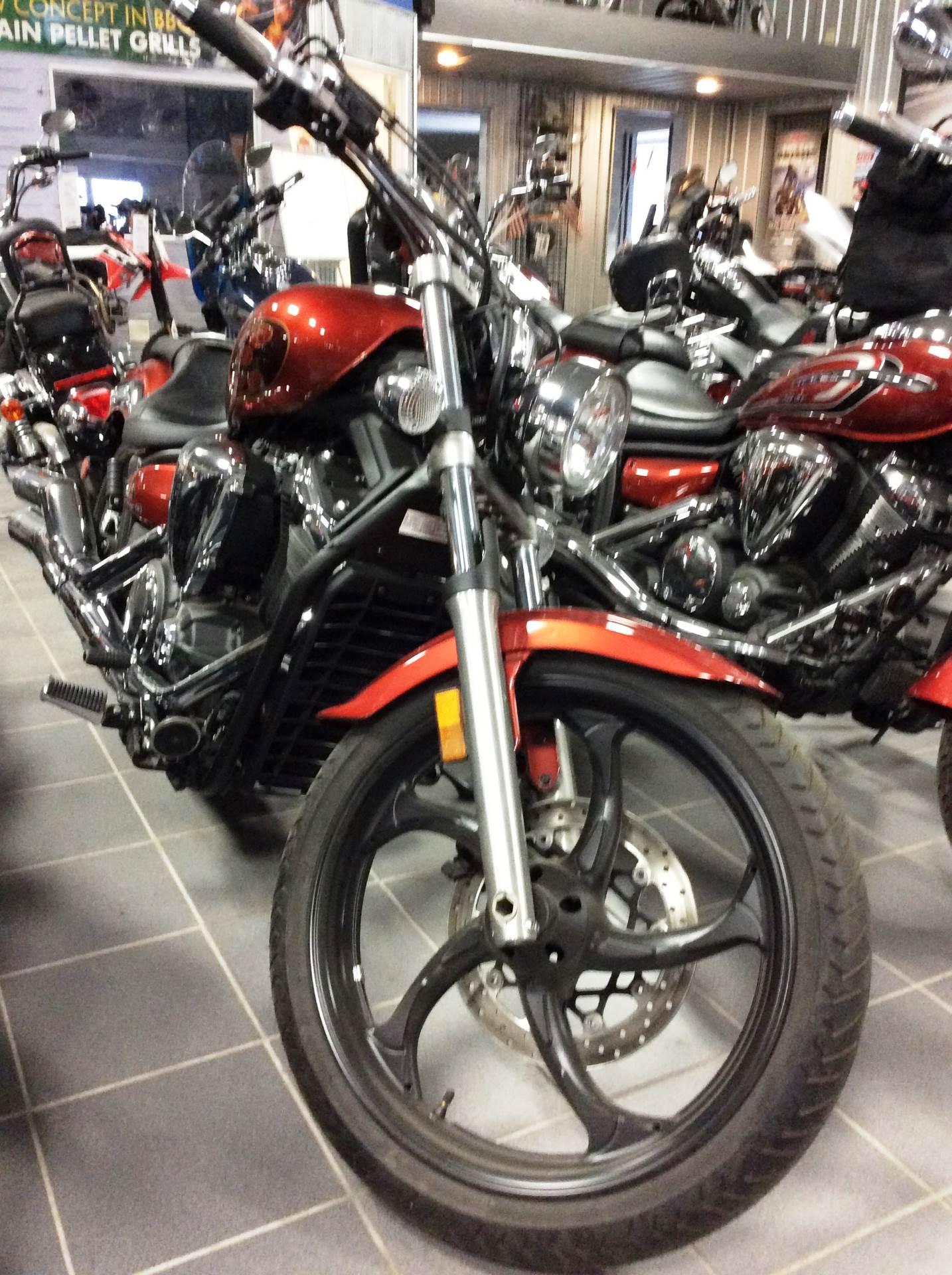 2011 Yamaha Stryker for sale 109729