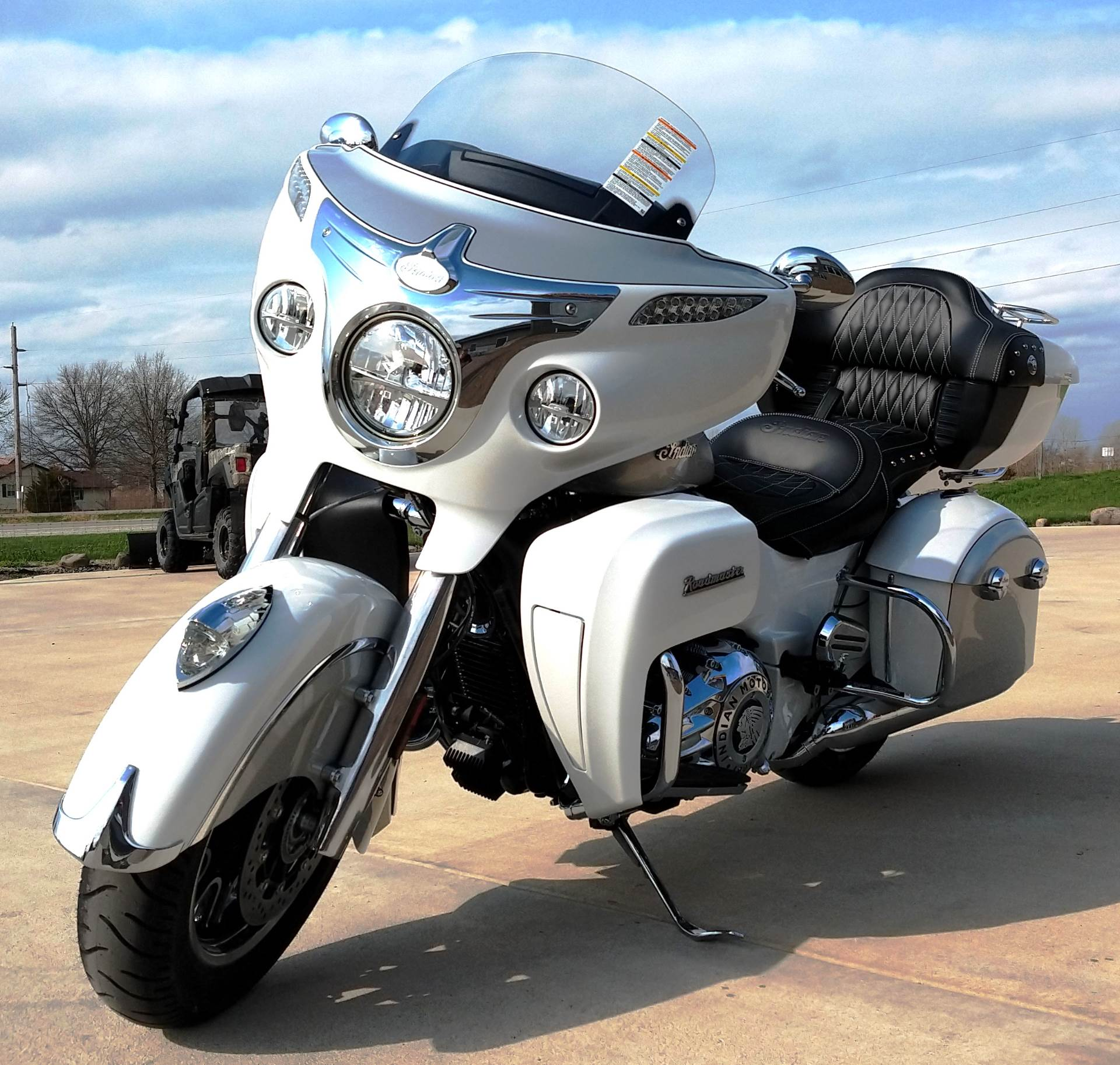 2019 Indian Roadmaster® ABS in Ottumwa, Iowa - Photo 3