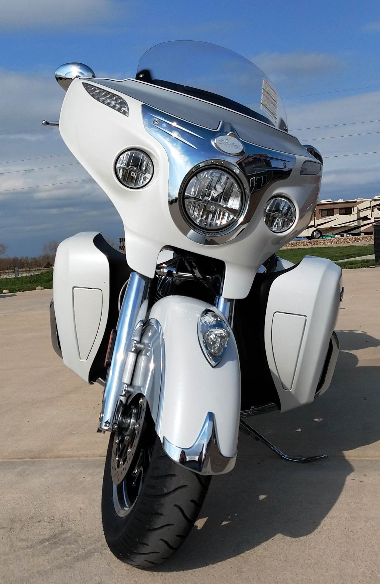 2019 Indian Roadmaster® ABS in Ottumwa, Iowa - Photo 2