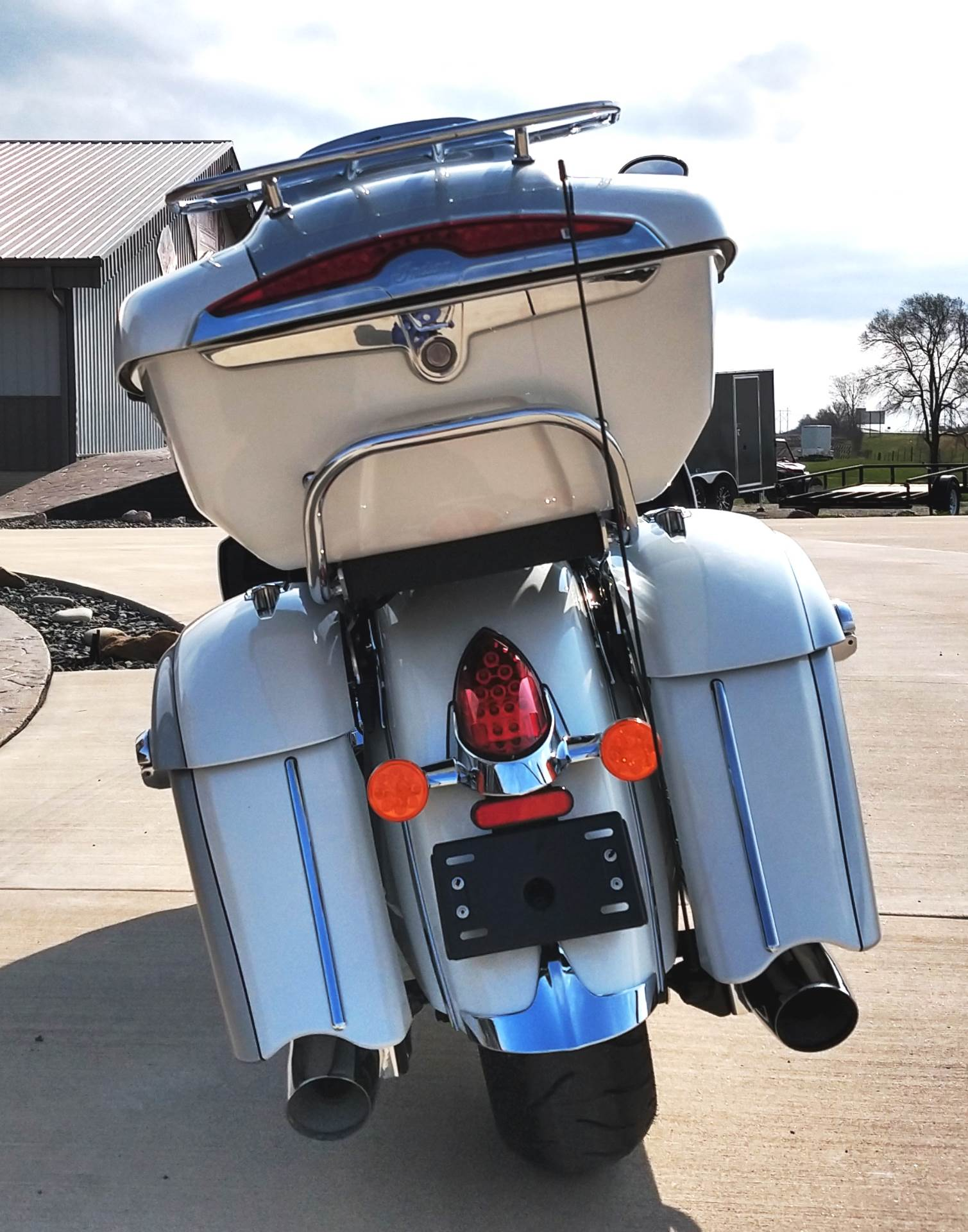 2019 Indian Roadmaster® ABS in Ottumwa, Iowa - Photo 7