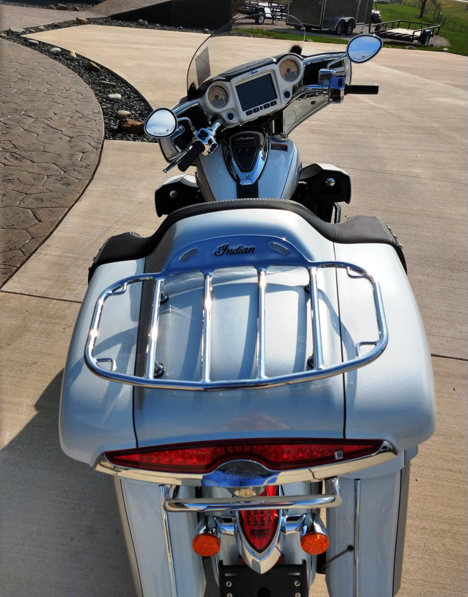2019 Indian Roadmaster® ABS in Ottumwa, Iowa - Photo 9