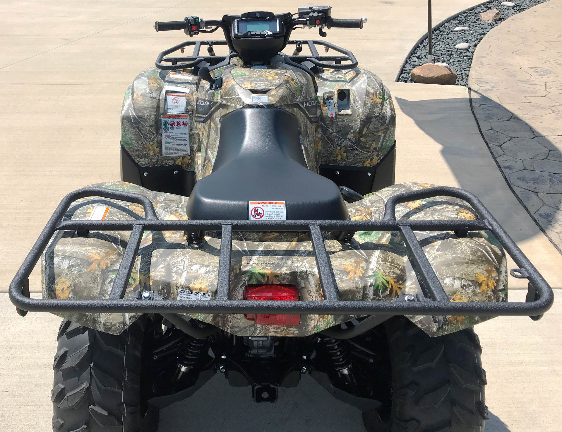 2019 Yamaha Kodiak 700 EPS in Ottumwa, Iowa