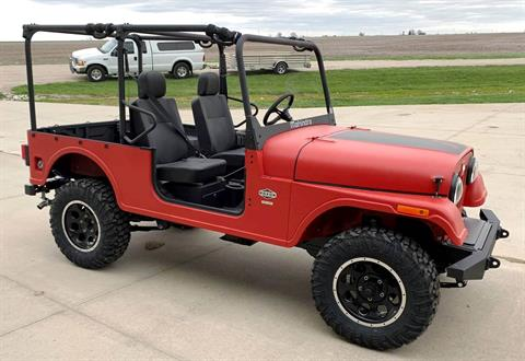 2019 Mahindra Automotive North America ROXOR in Ottumwa, Iowa - Photo 1