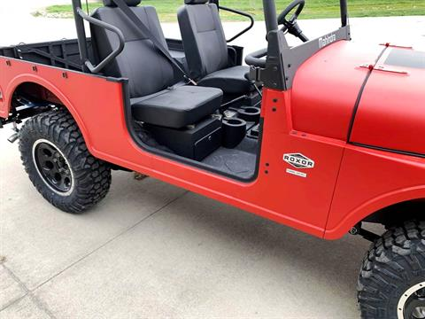 2019 Mahindra Automotive North America ROXOR in Ottumwa, Iowa - Photo 2