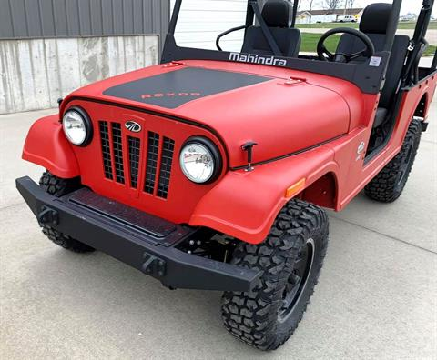 2019 Mahindra Automotive North America ROXOR in Ottumwa, Iowa - Photo 5