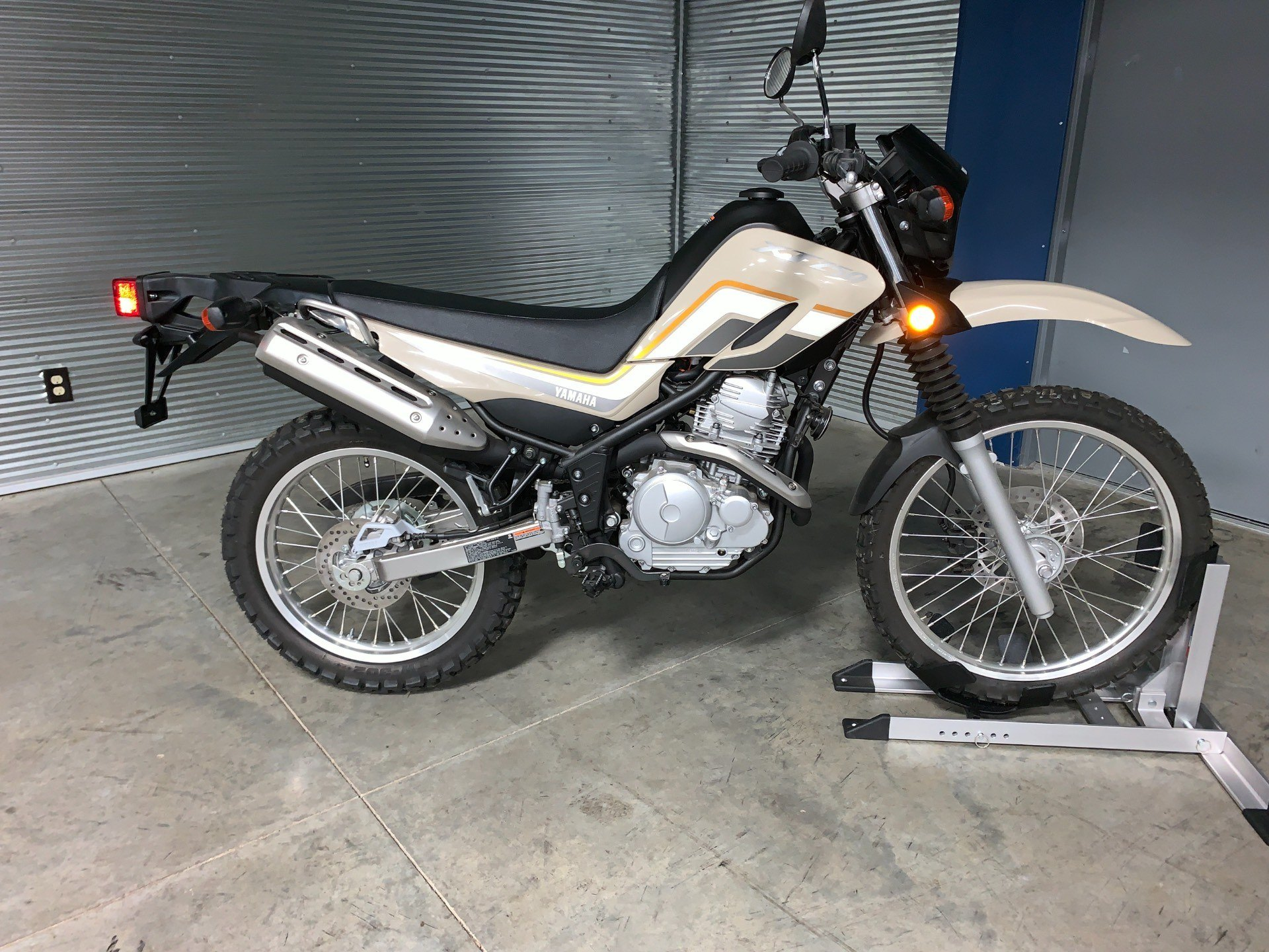 2018 Yamaha XT250 for sale 53394
