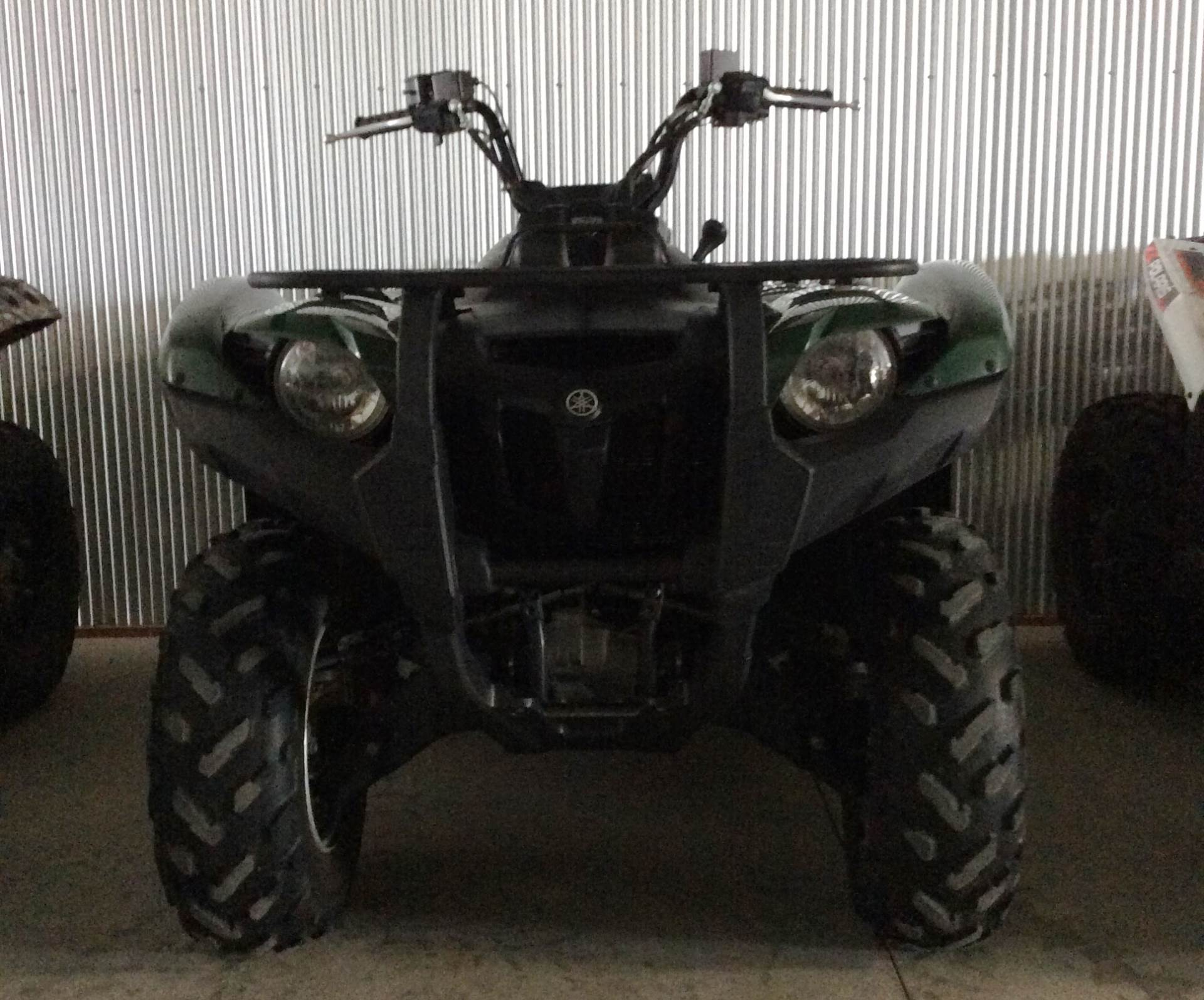 2013 Yamaha Grizzly 700 FI Auto. 4x4 EPS Special Edition in Ottumwa, Iowa