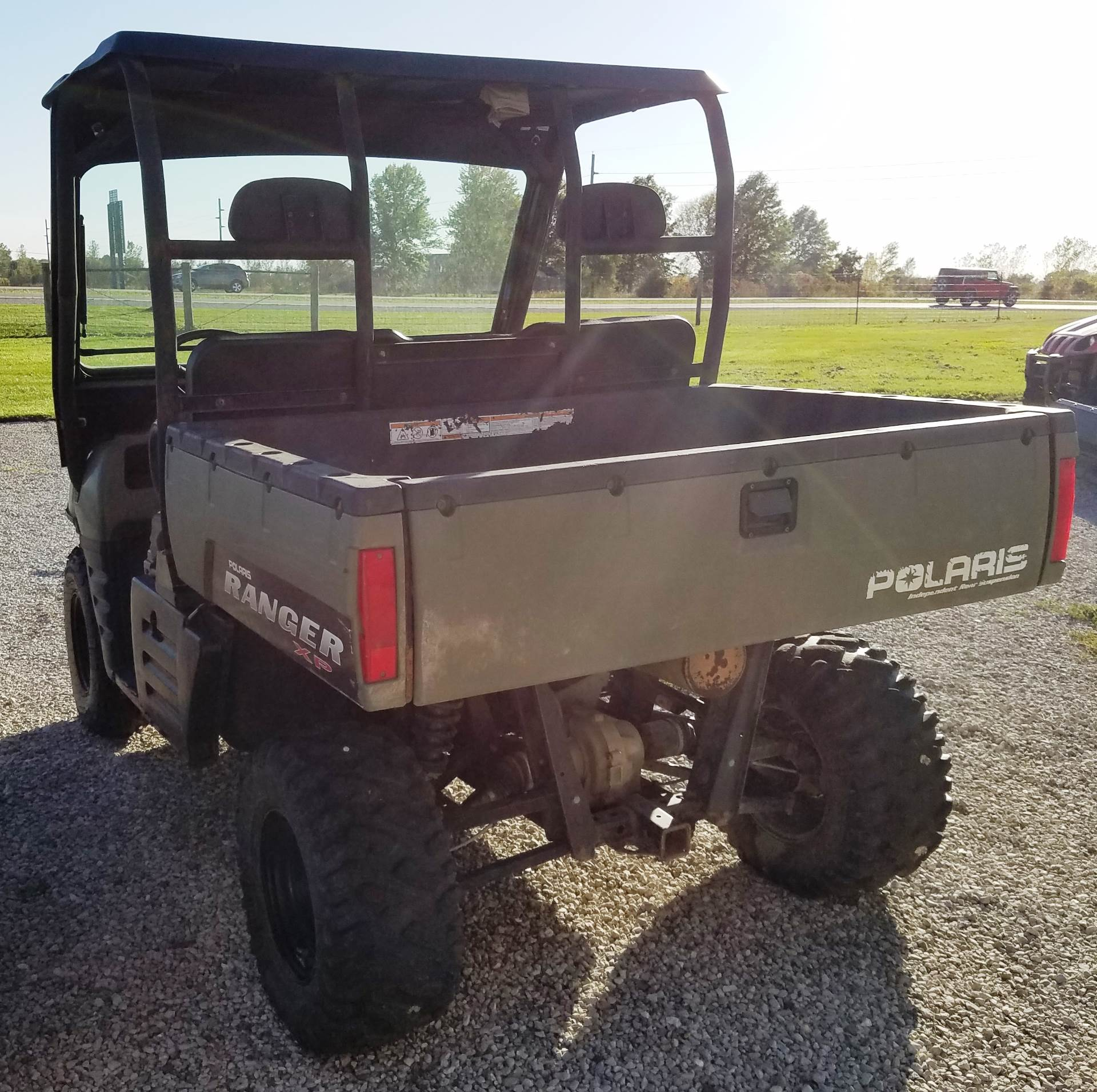 2008 Polaris RANGER 700 in Ottumwa, Iowa