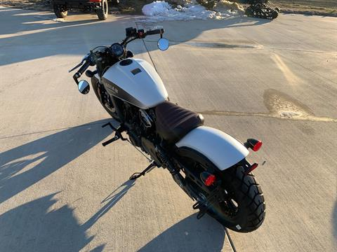 2019 Indian Scout® Bobber ABS in Ottumwa, Iowa - Photo 15