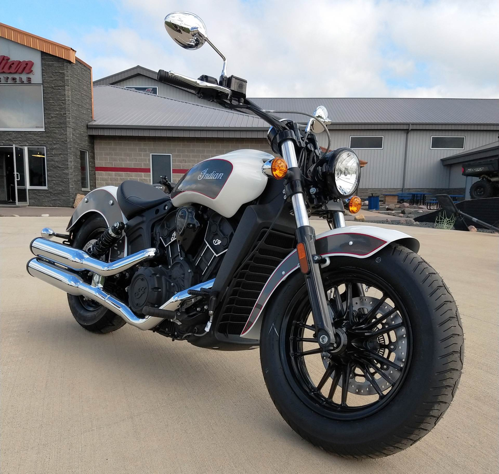2020 Indian Scout® Sixty ABS in Ottumwa, Iowa - Photo 1