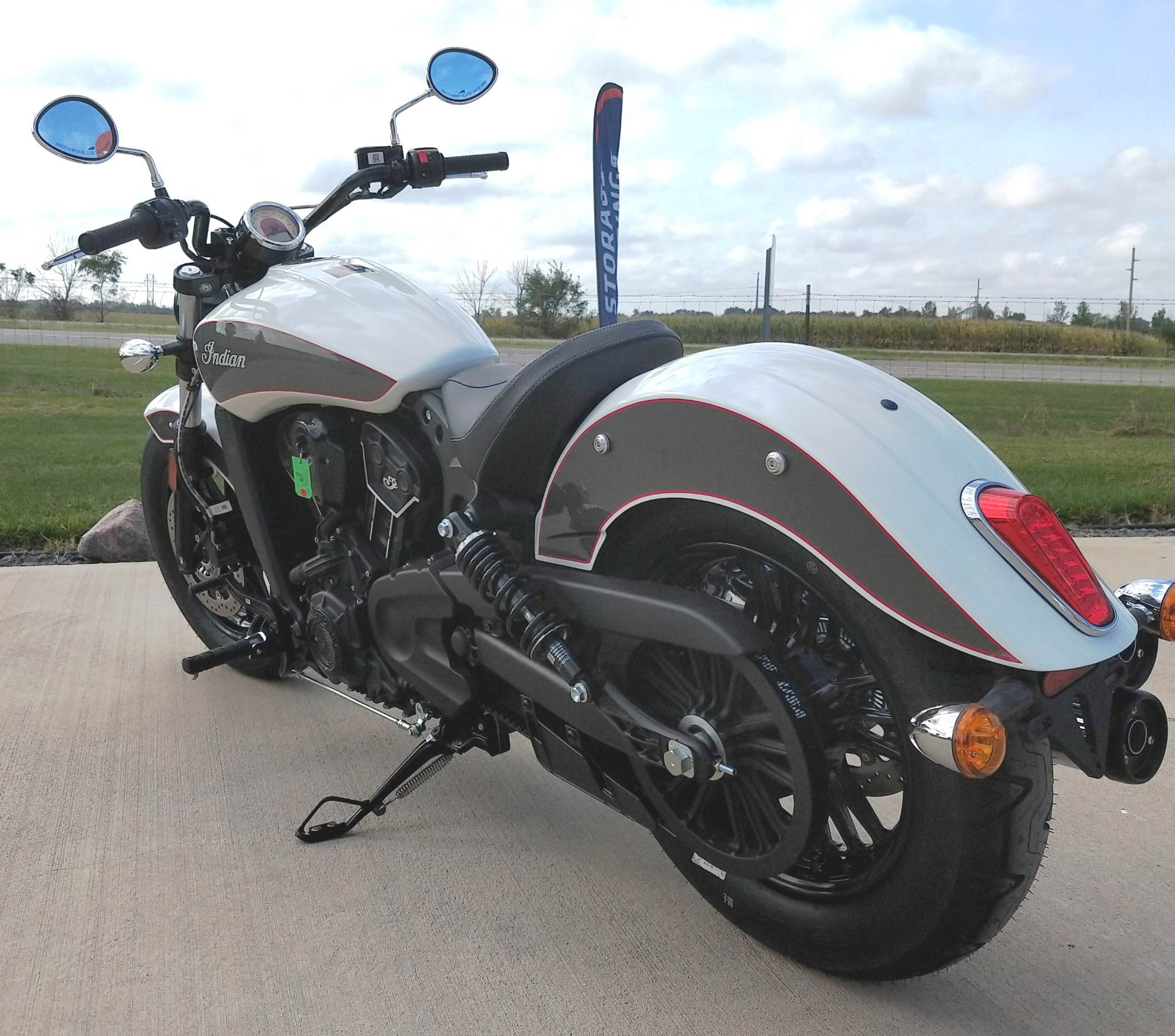 2020 Indian Scout® Sixty ABS in Ottumwa, Iowa - Photo 7