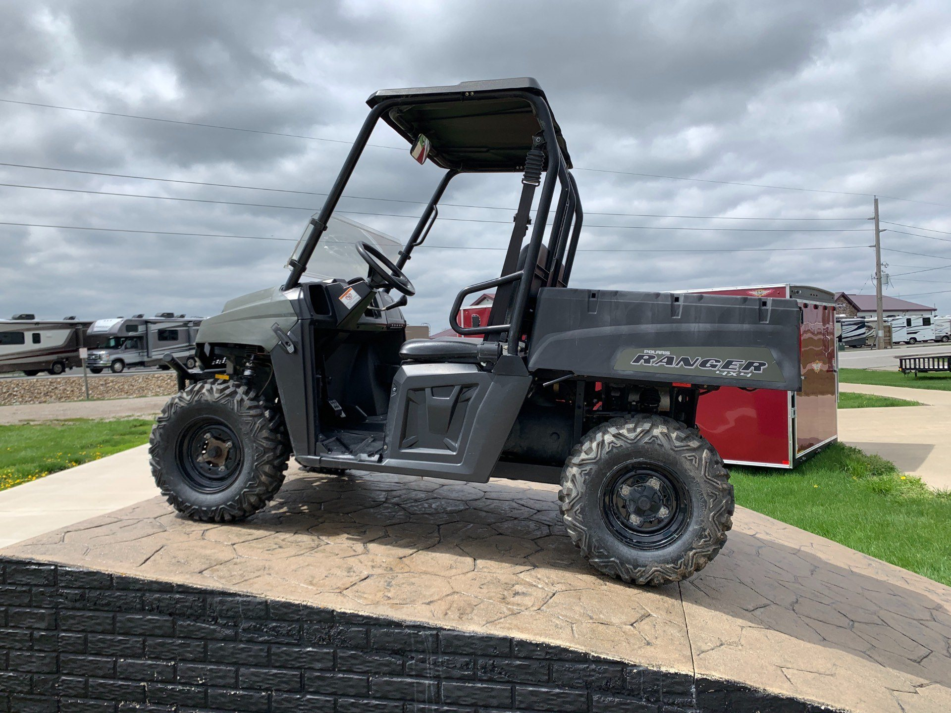 2013 Polaris Ranger® 500 EFI in Ottumwa, Iowa - Photo 4