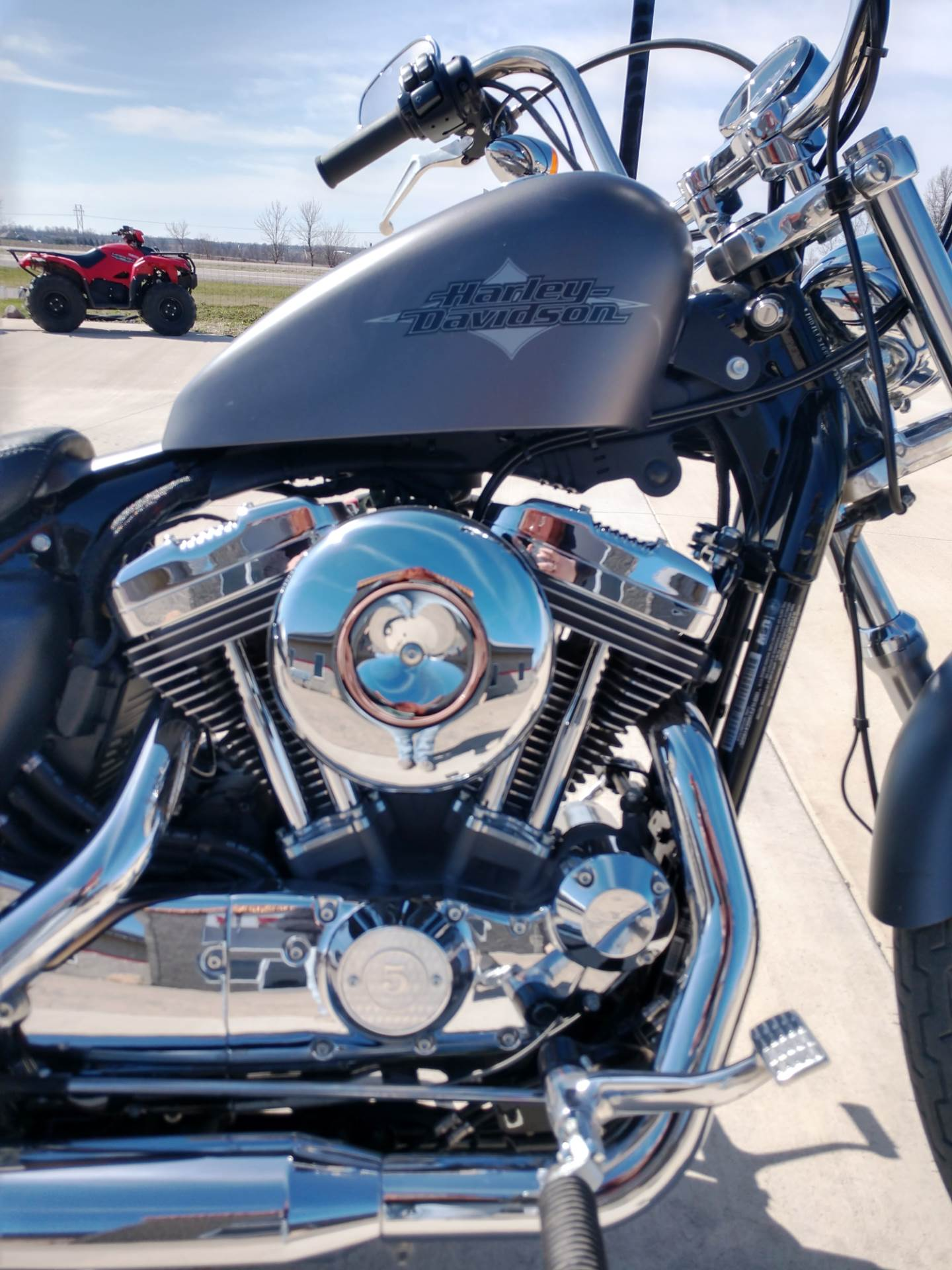 2016 Harley-Davidson 1200 Custom in Ottumwa, Iowa