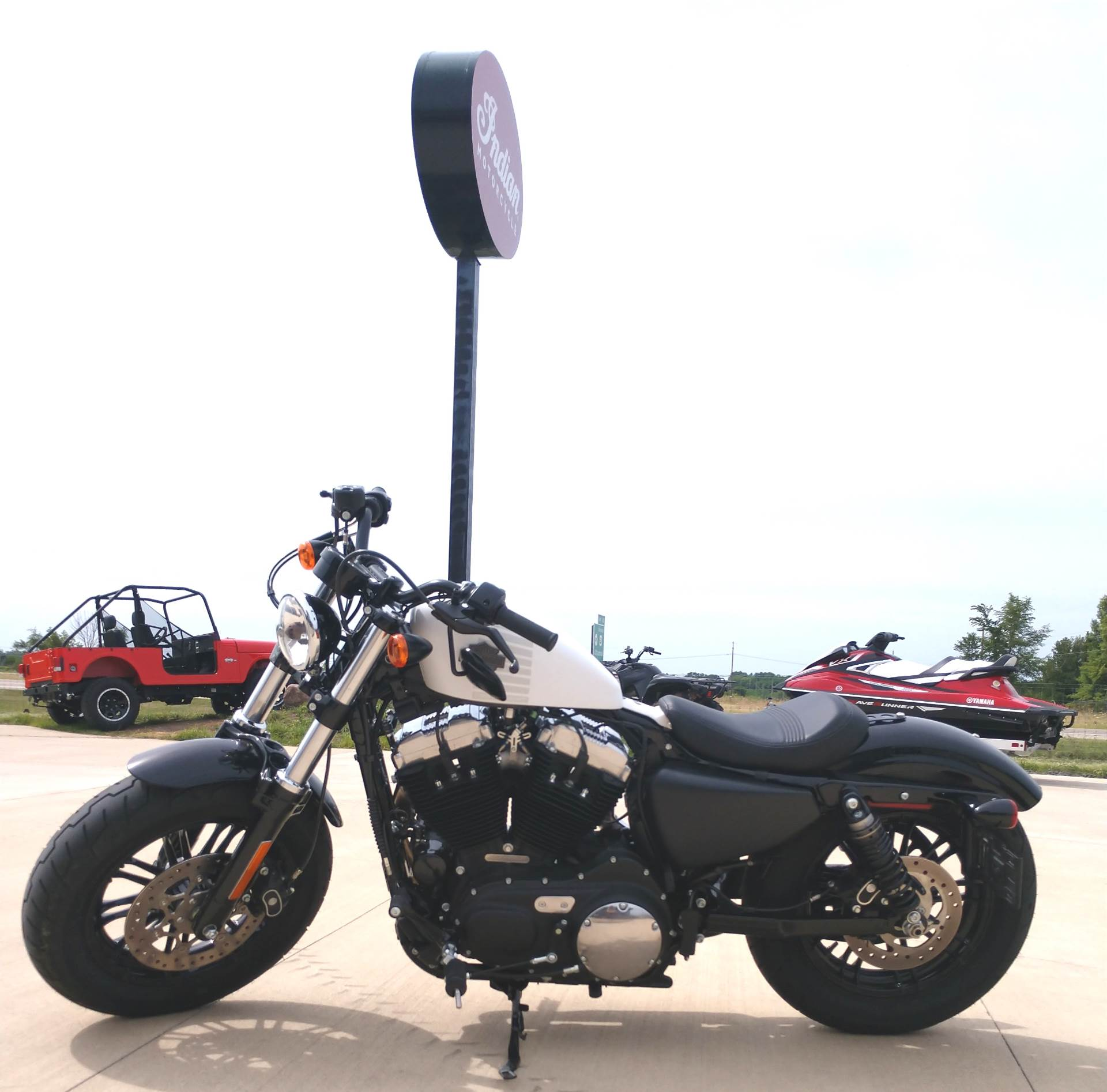2017 Harley-Davidson Forty-Eight in Ottumwa, Iowa