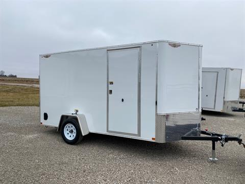2020 H&H 6X12FLATTOP 3.5 CARGO in Ottumwa, Iowa - Photo 1