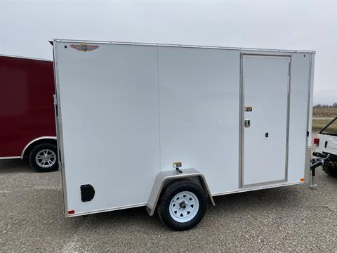2020 H&H 6X12FLATTOP 3.5 CARGO in Ottumwa, Iowa - Photo 2