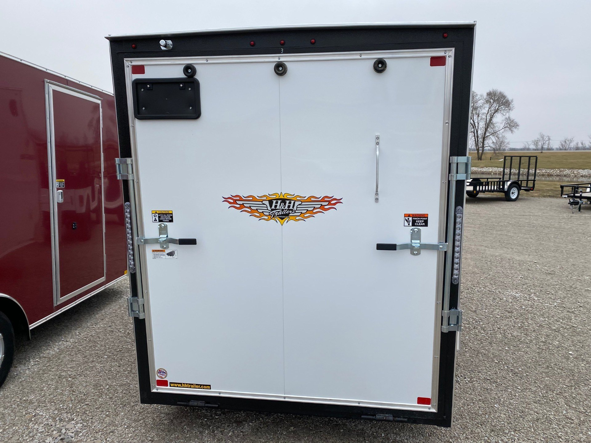 2020 H&H 6X12FLATTOP 3.5 CARGO in Ottumwa, Iowa - Photo 3