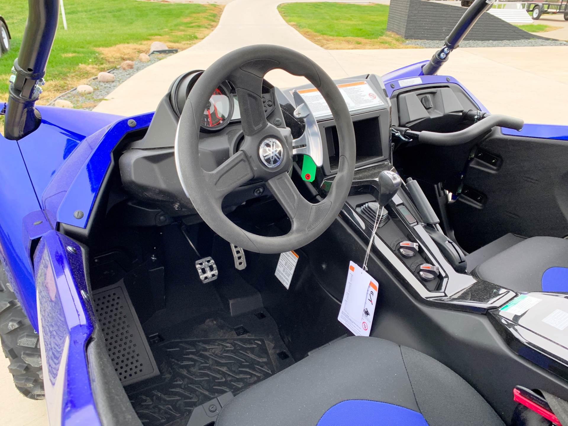 2019 Yamaha YXZ1000R SS SE in Ottumwa, Iowa - Photo 10