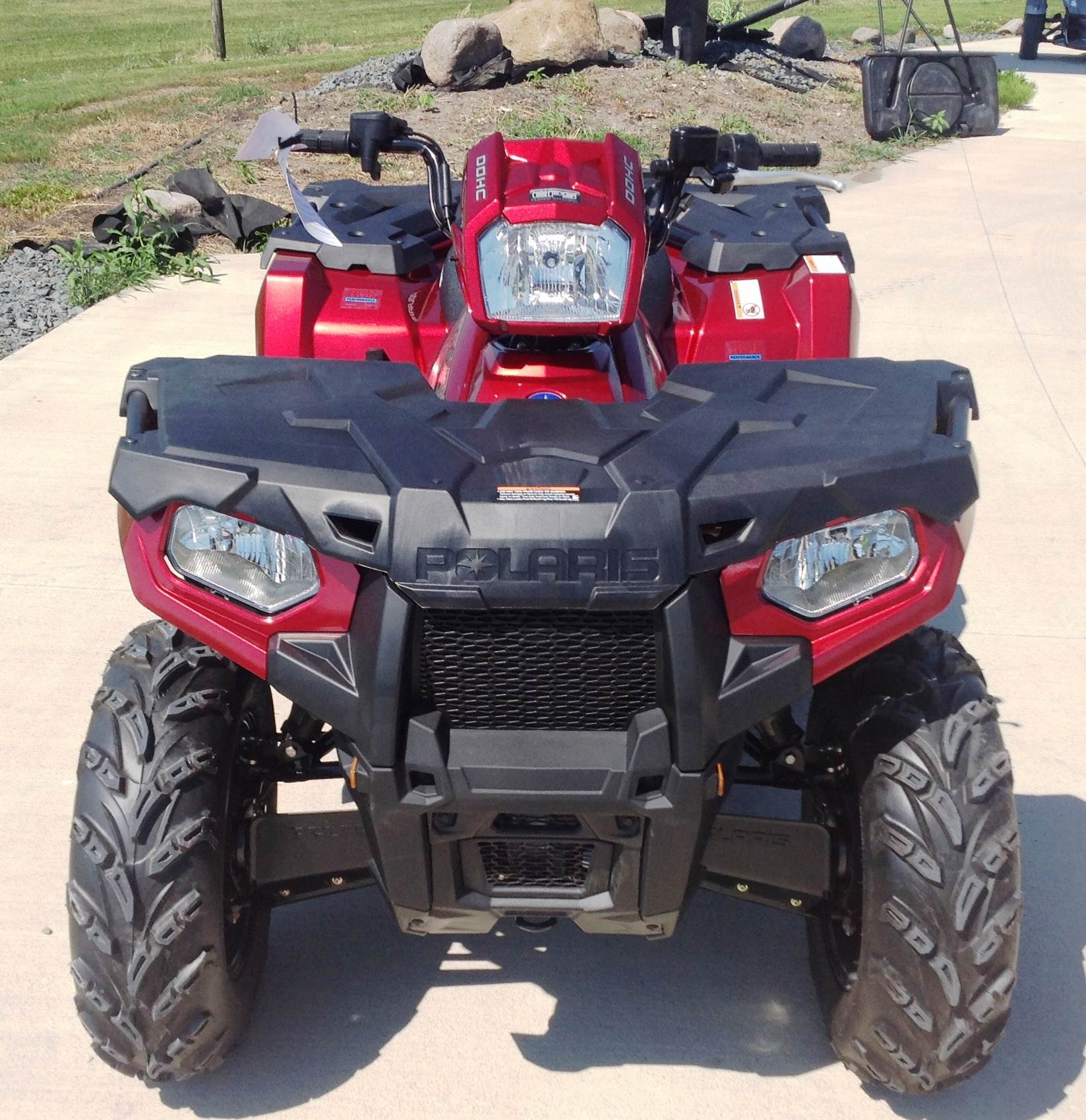2017 Polaris Sportsman 570 SP in Ottumwa, Iowa
