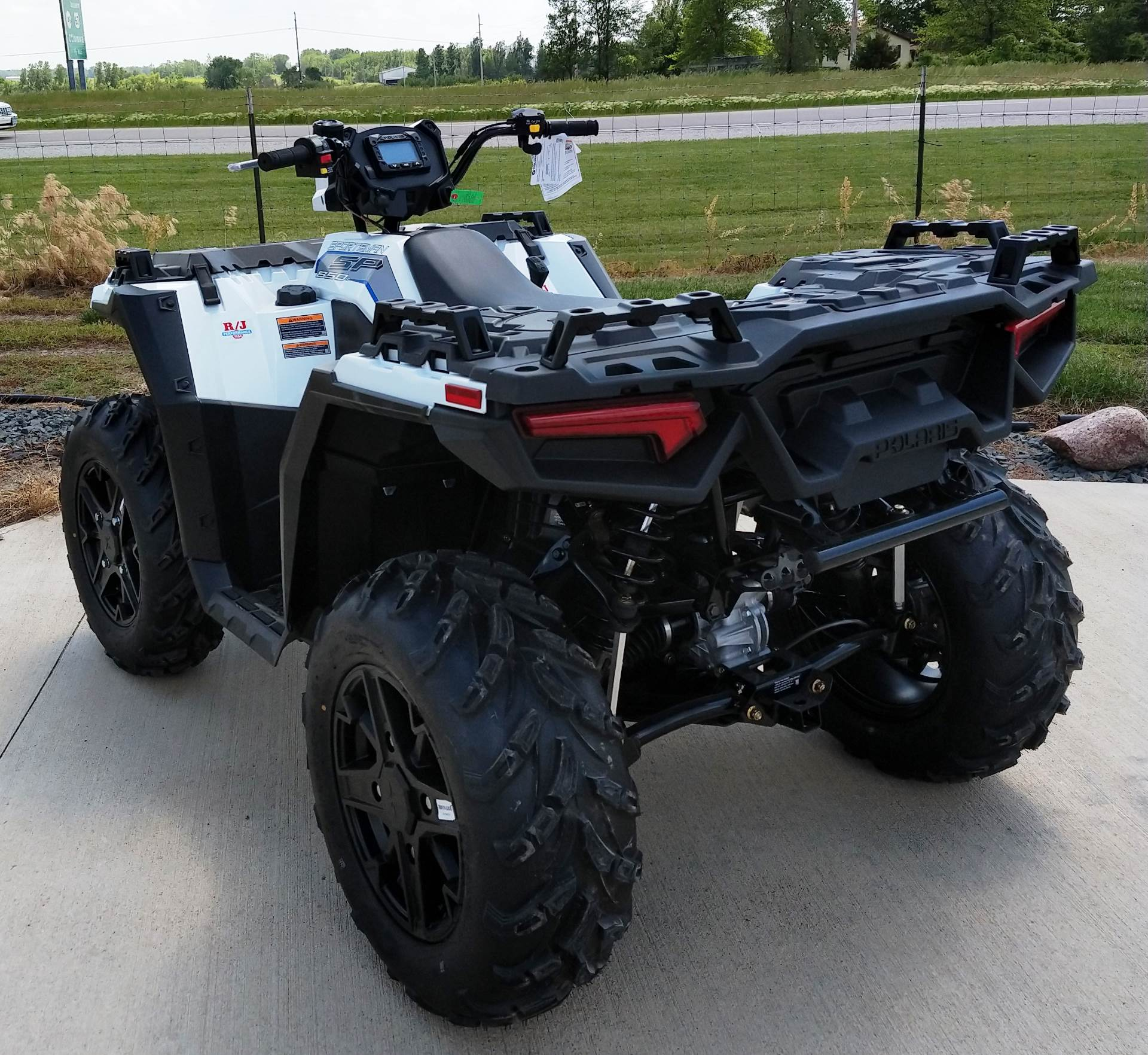 2019 Polaris Sportsman 850 SP in Ottumwa, Iowa