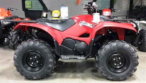 2016 Yamaha Kodiak 700 in Ottumwa, Iowa