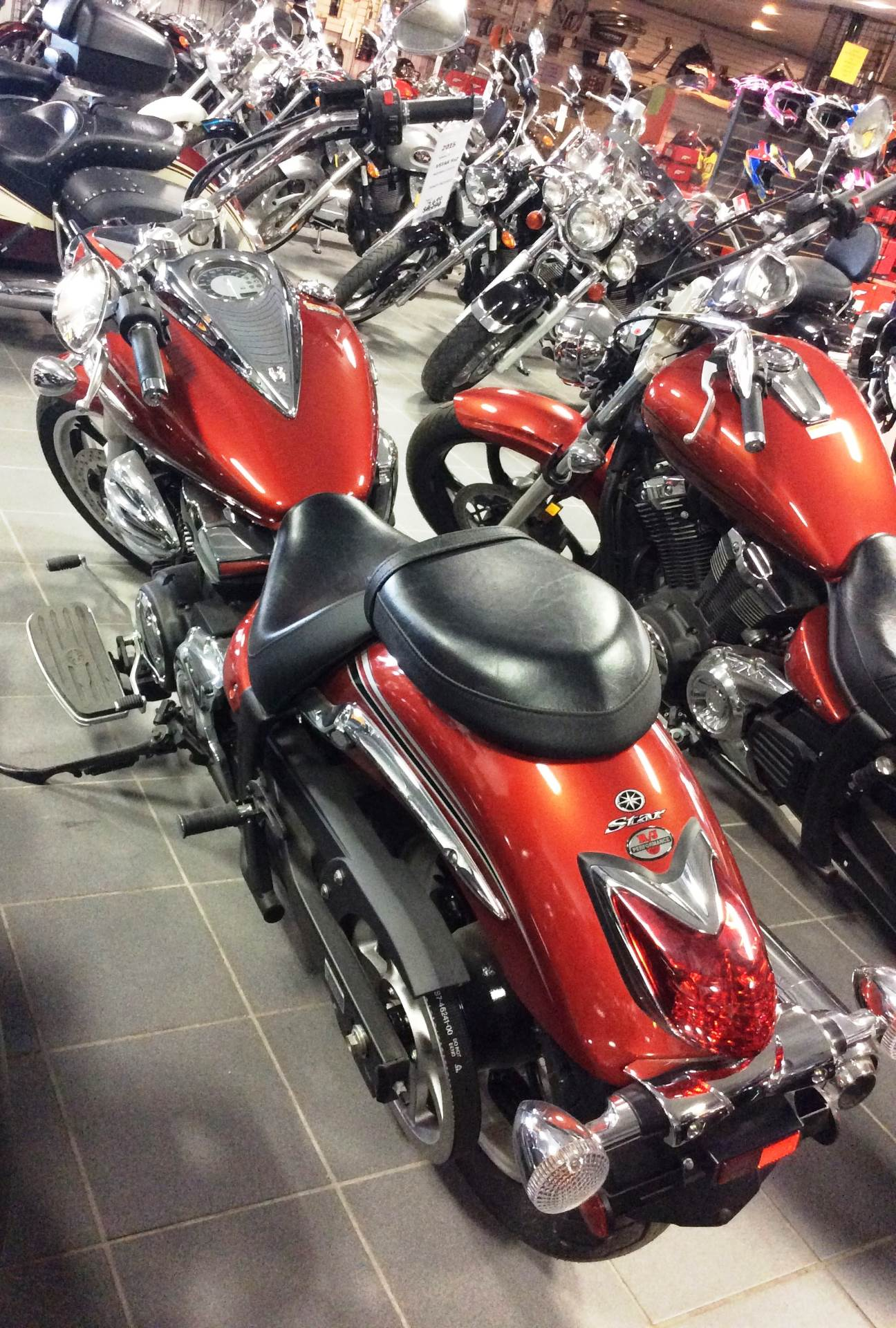 2015 Yamaha V Star 950 in Ottumwa, Iowa