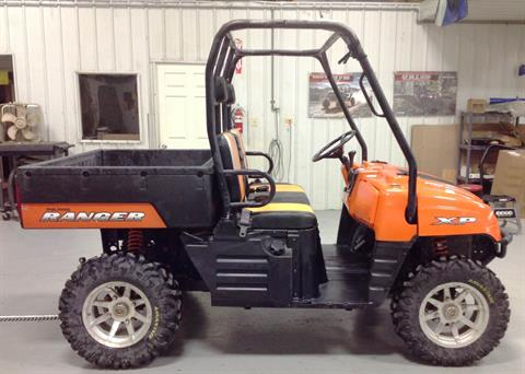 2008 Polaris RANGER 700 XP LE in Ottumwa, Iowa